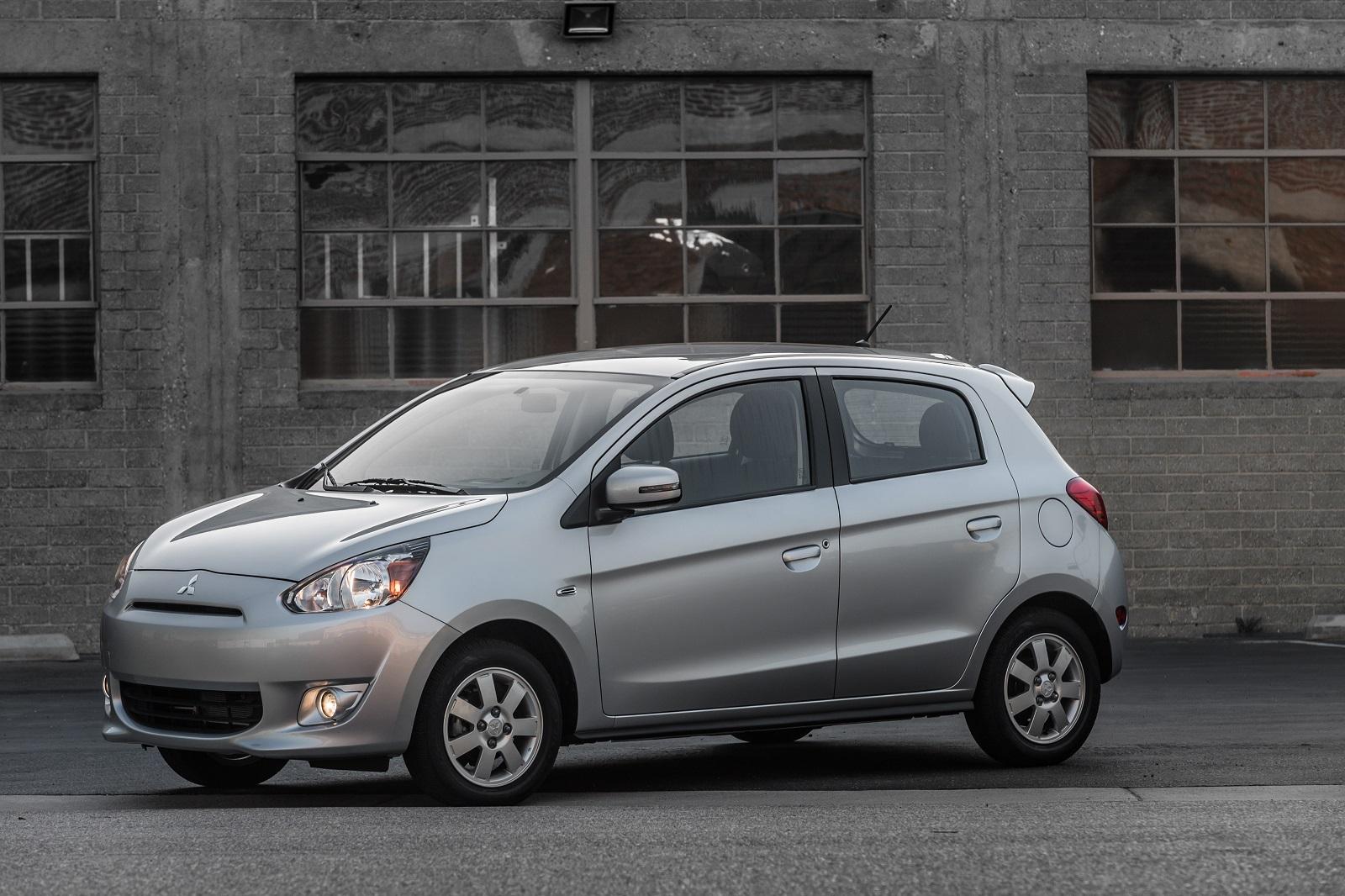 mitsubishi mirage the unexpected small car success