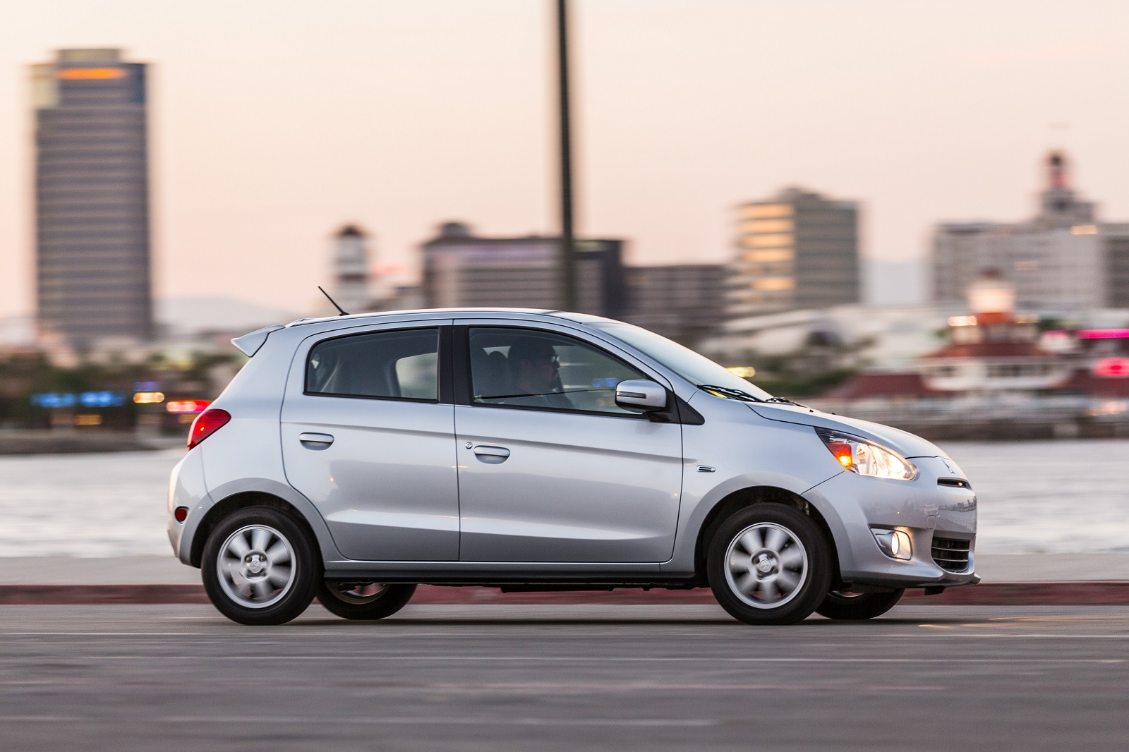 2015 mitsubishi mirage gas mileage   the car connection
