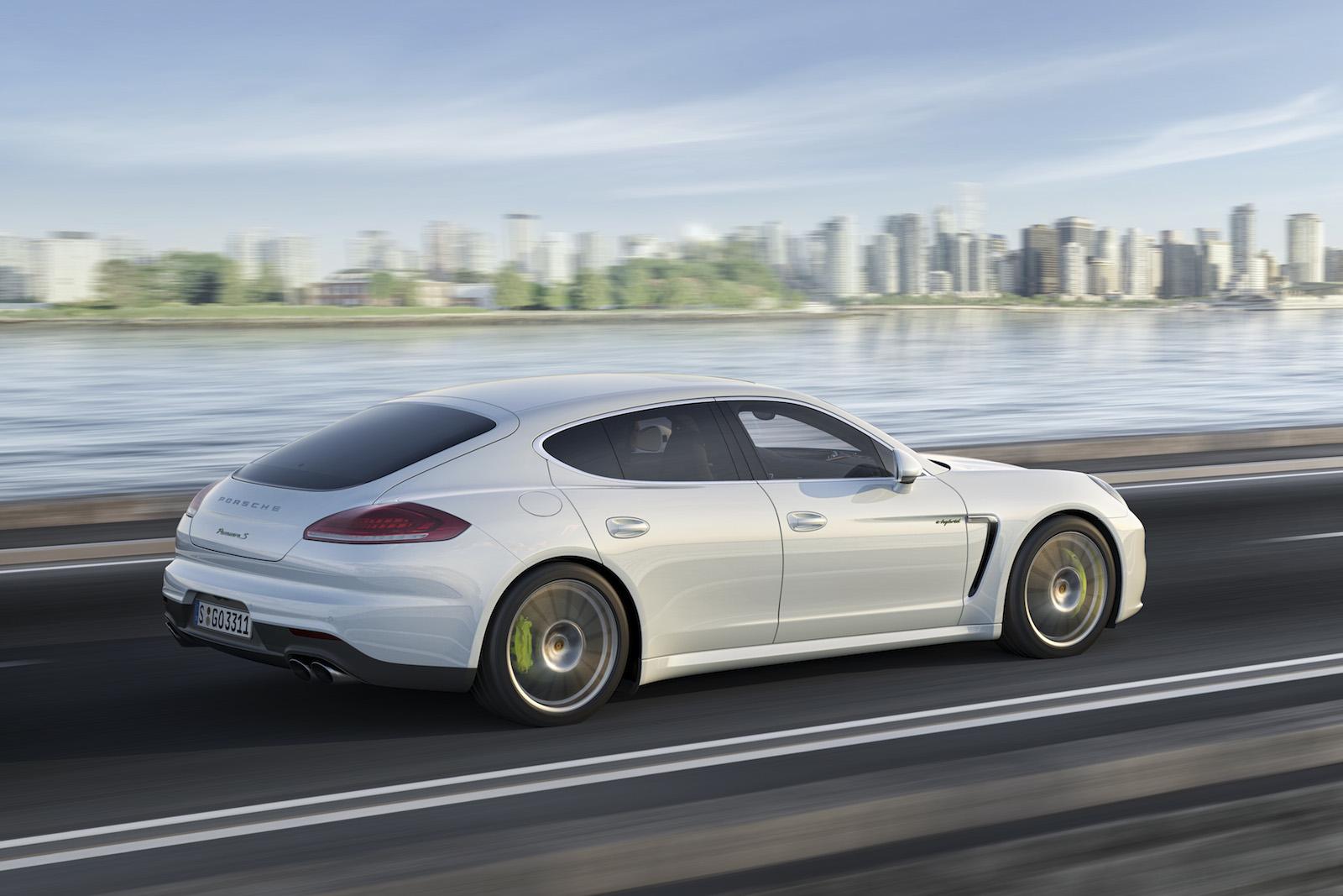 2016 porsche panamera review ratings specs prices and photos the car connection - Porsche 2015 4 Door