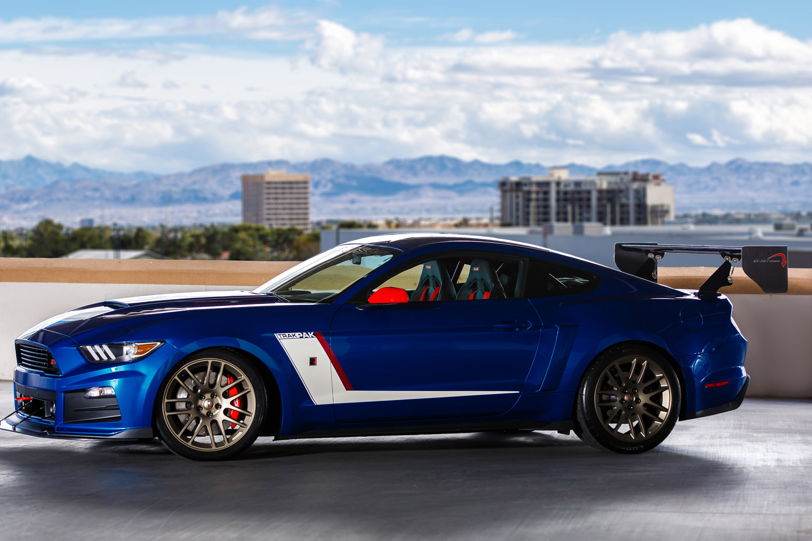 This Week's Top Photos: The 2014 SEMA Show Edition