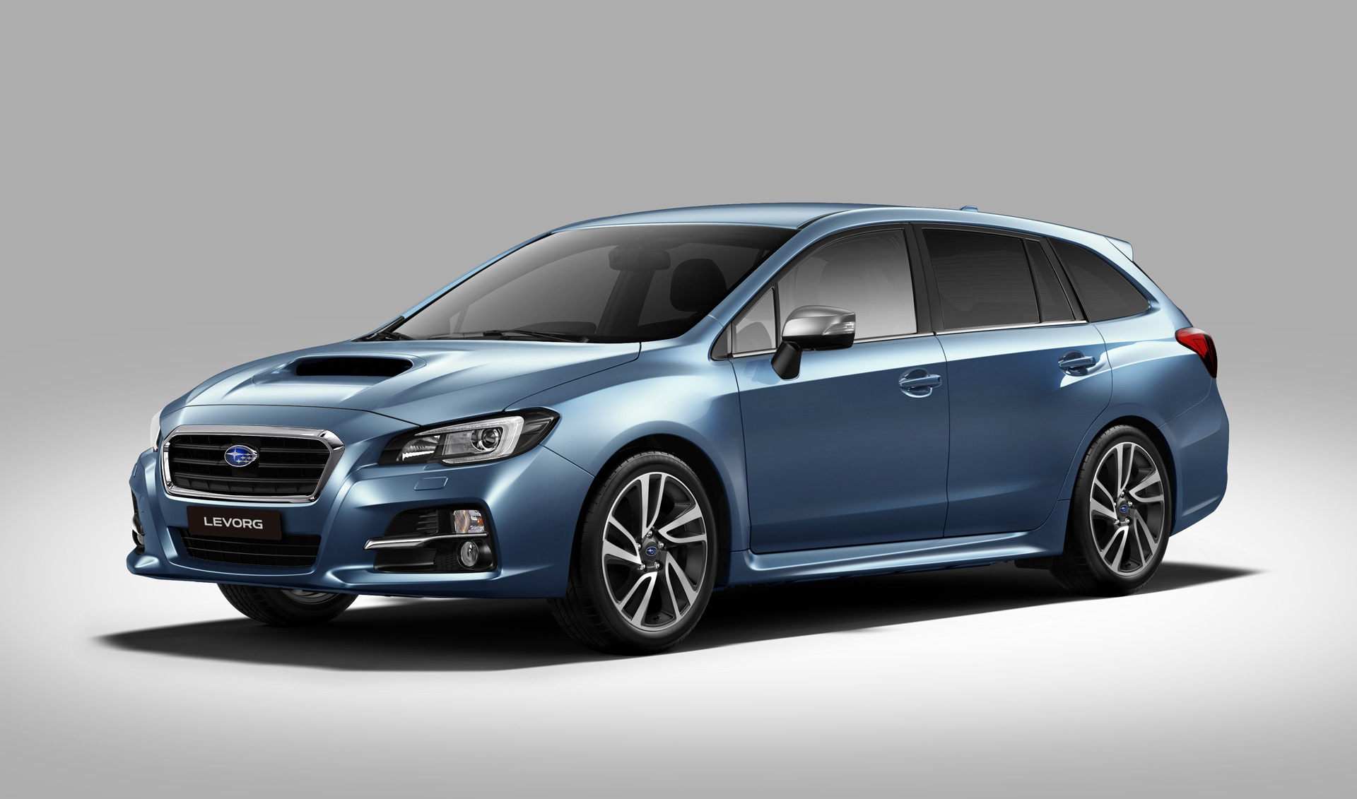 Subaru Confirms Levorg And Crosstrek Hybrid Sti Concepts