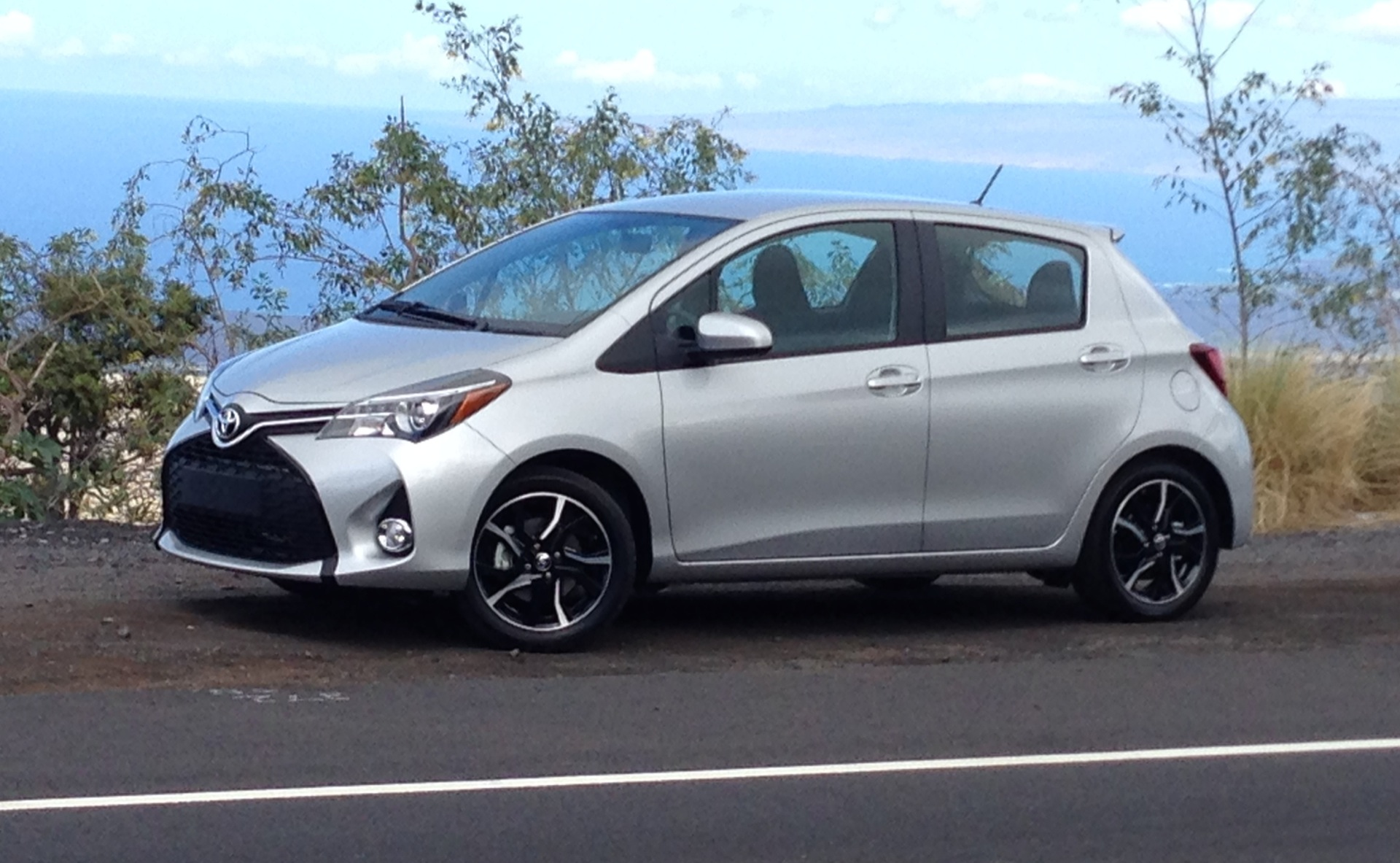 2015 Toyota Yaris First Drive
