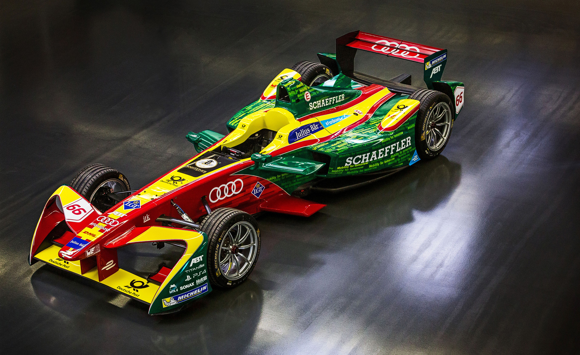 audi to race in formula e from 2017. Black Bedroom Furniture Sets. Home Design Ideas