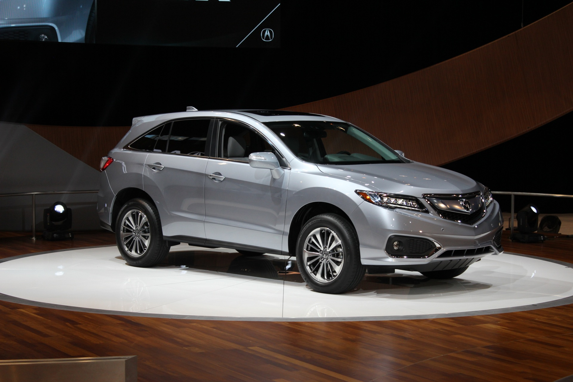 2016 acura rdx video. Black Bedroom Furniture Sets. Home Design Ideas