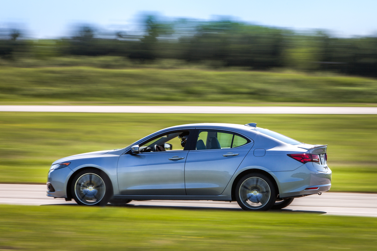 Bmw Fort Worth >> 2016 Acura TLX Review, Ratings, Specs, Prices, and Photos - The Car Connection
