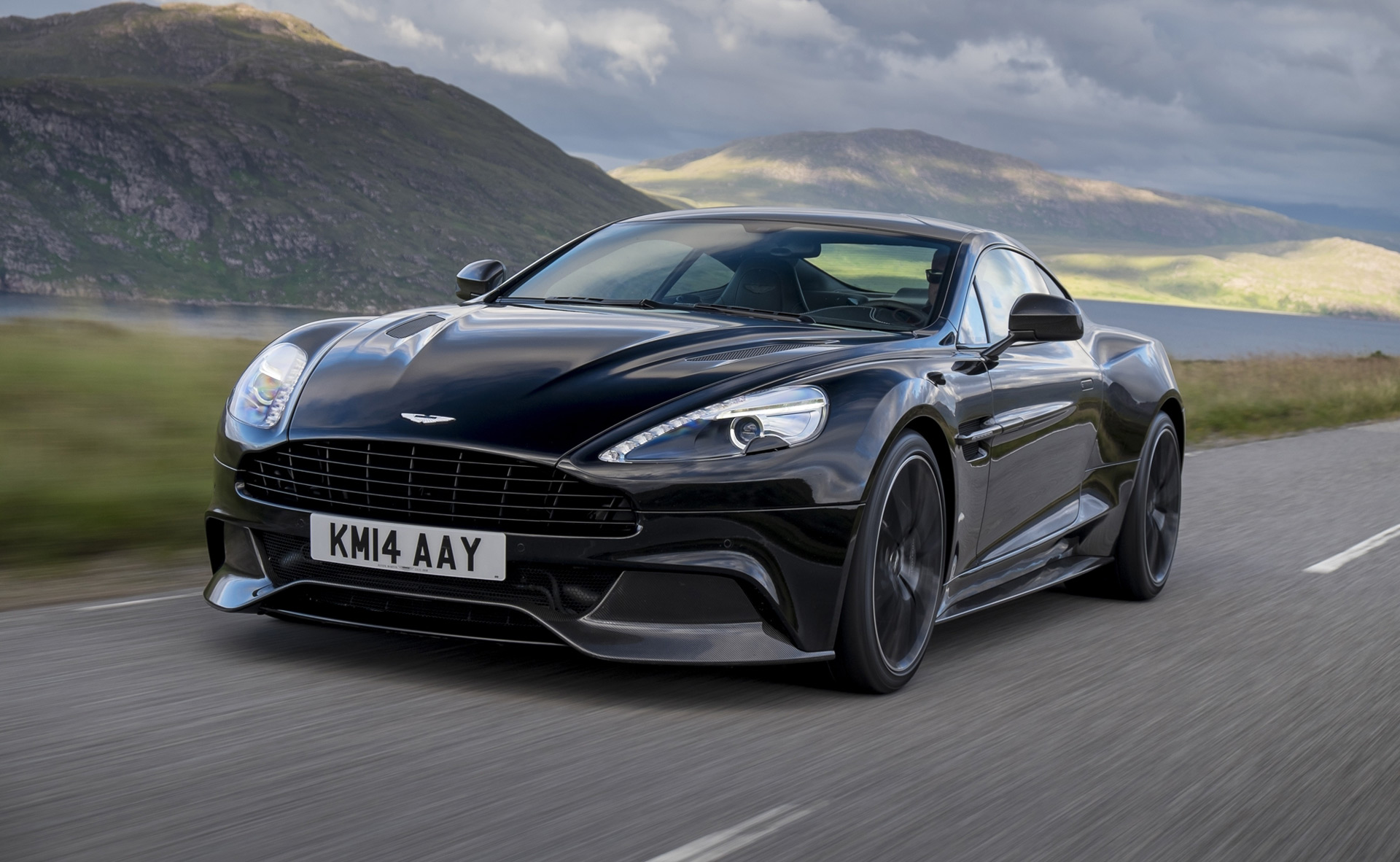 2016 Aston Martin Vanquish Review Ratings Specs Prices