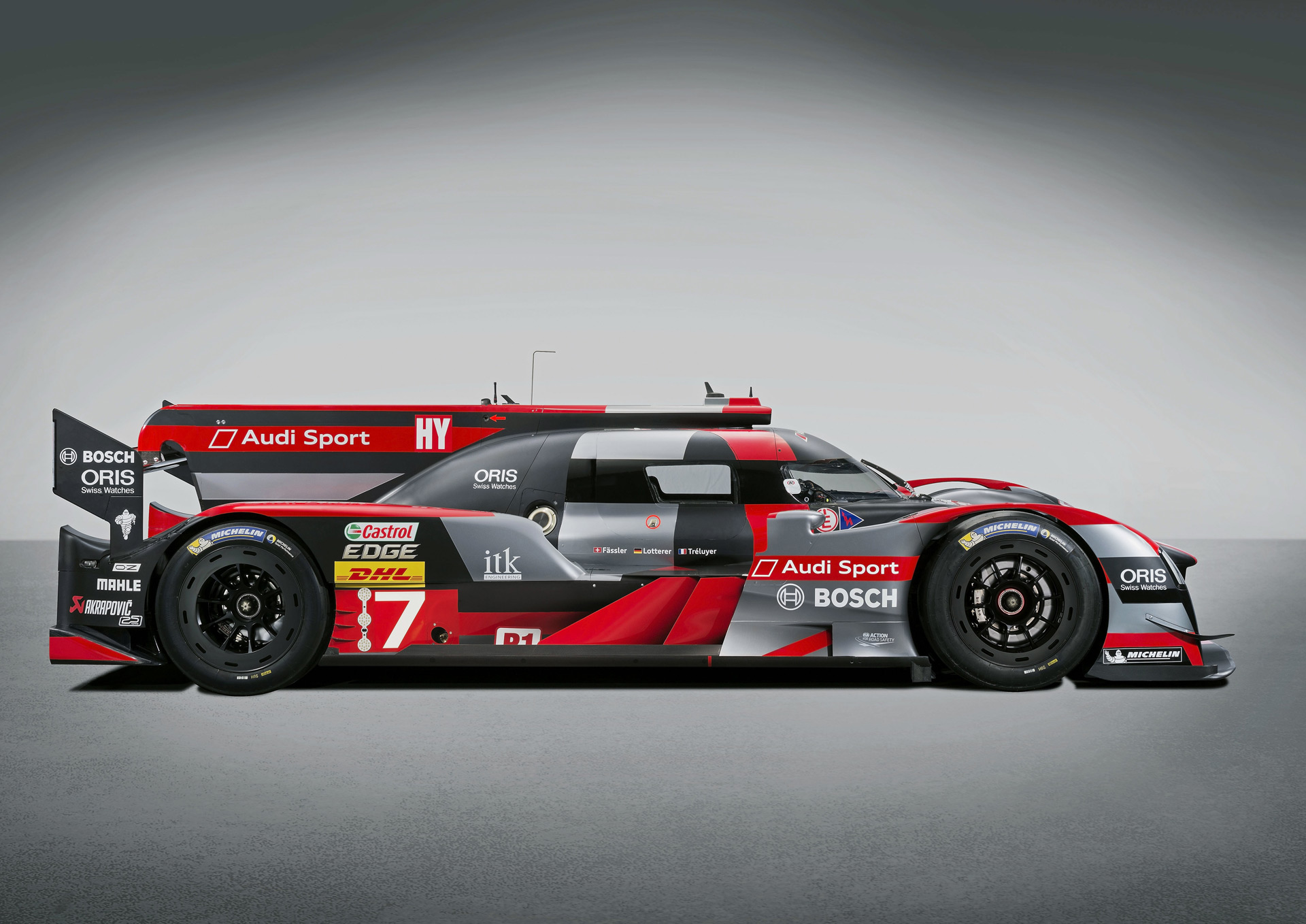 2016 R18 Lmp1 Is Audi S Most Powerful And Efficient Racer Ever