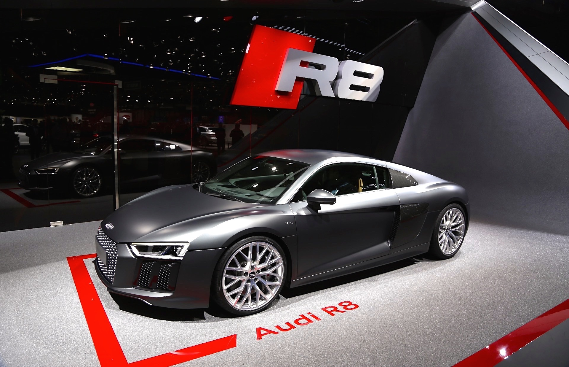 Audi To Forgo V-8 In Second-Gen R8 In Favor Of New Five ...