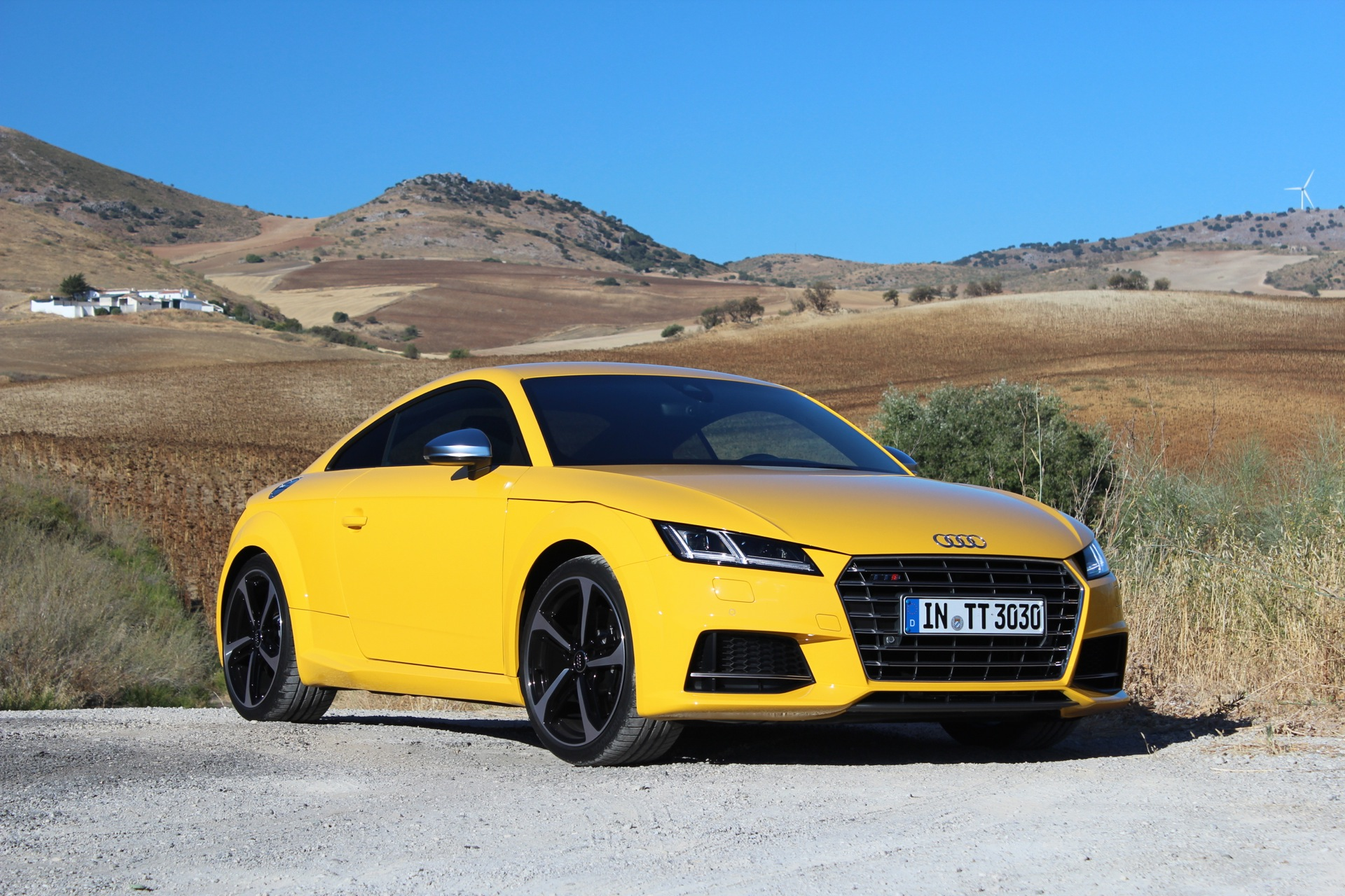 2016 Audi Tt Tts First Drive Review