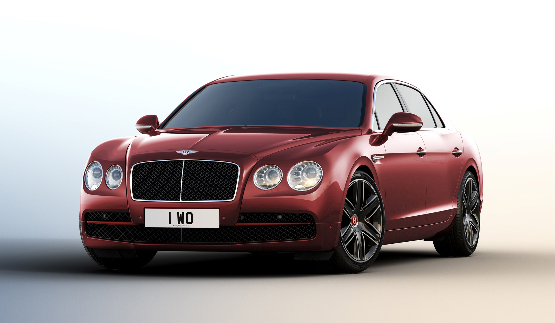 2016 Bentley Flying Spur Gets Sporty Beluga Trim