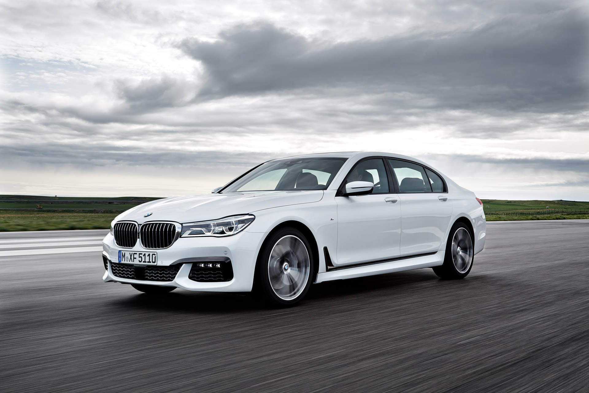 2016 Bmw 7 Series Review Ratings Specs Prices And