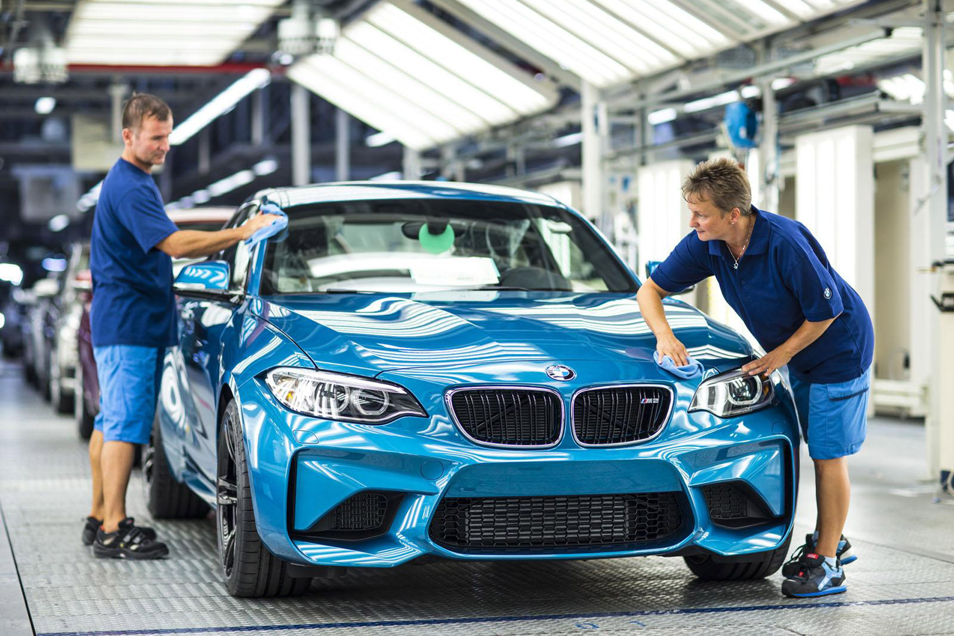 Meet the people behind BMW's new M2
