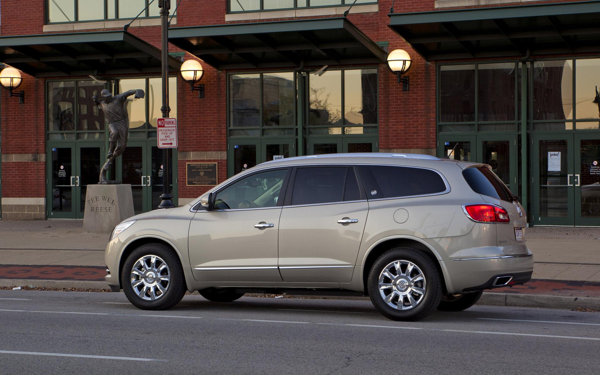 2016 Buick Enclave Gets 4g Lte Connectivity