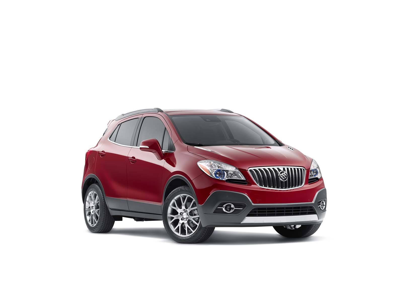 2016 Buick Encore Sport Touring Gets New Engine Option