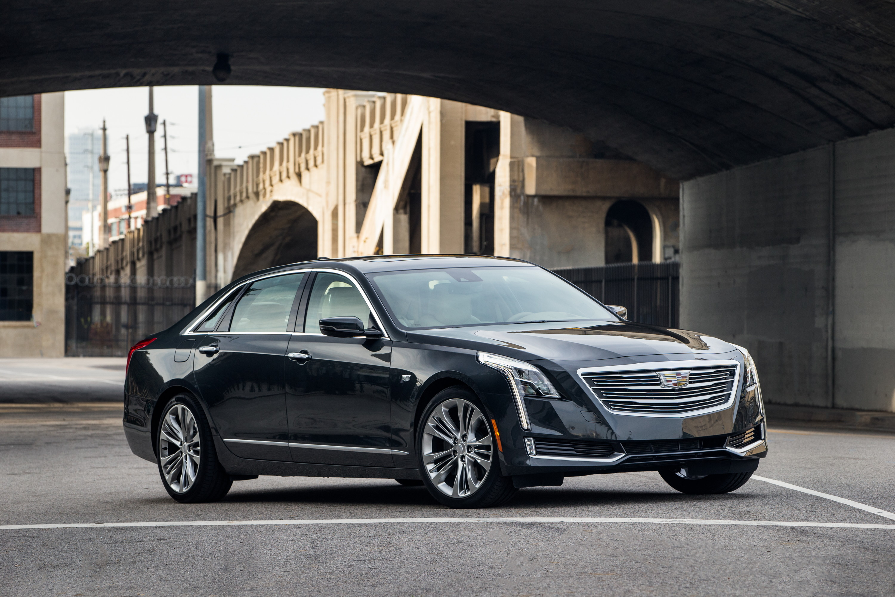 2016 cadillac ct6 first drive review. Black Bedroom Furniture Sets. Home Design Ideas