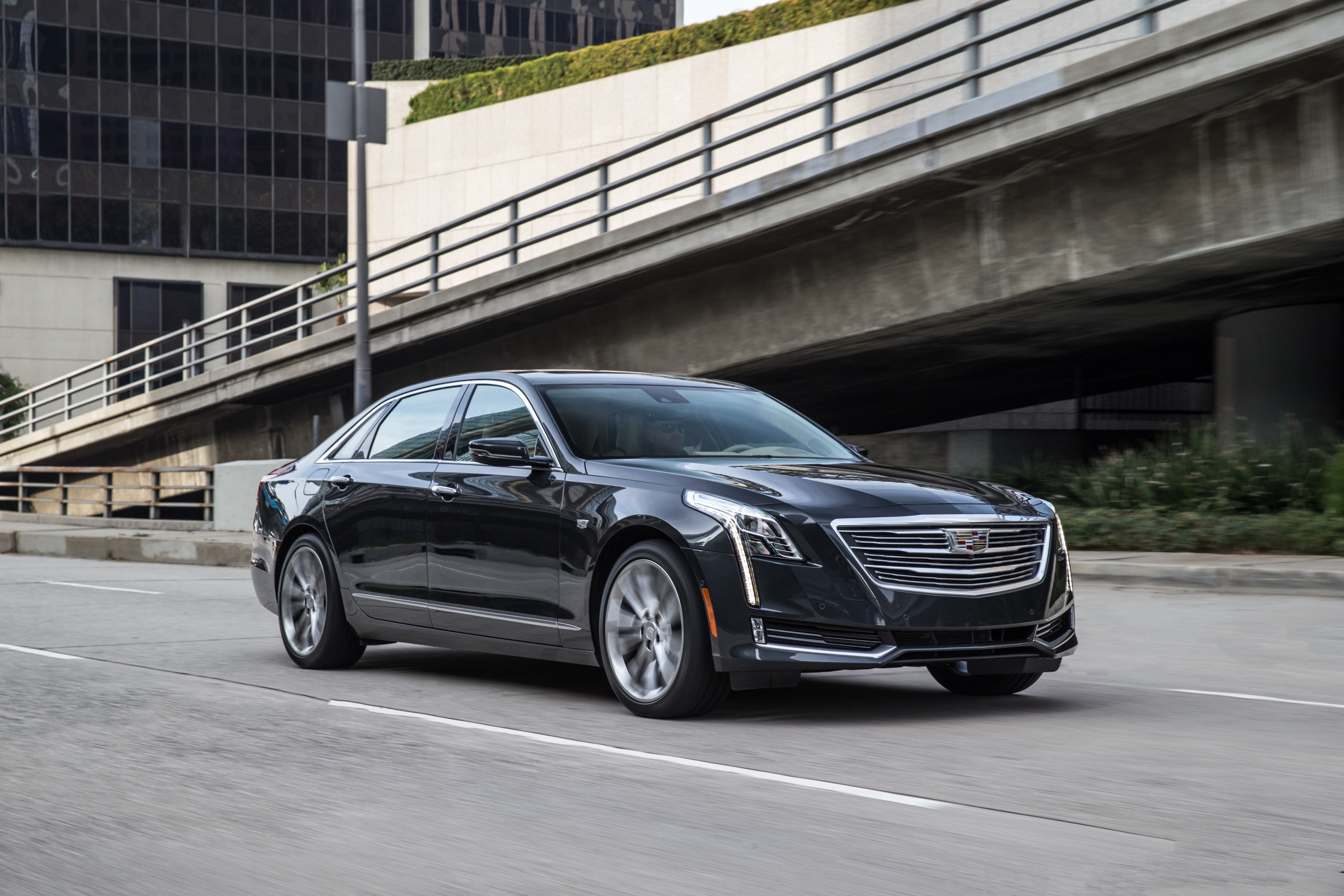 2016 cadillac ct6 review ratings specs prices and photos the car connection. Black Bedroom Furniture Sets. Home Design Ideas