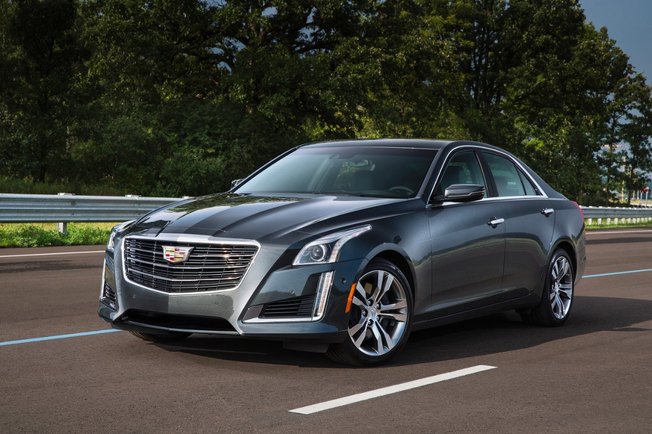 2016 Cadillac Suv >> 2016 Cadillac CTS Review, Ratings, Specs, Prices, and Photos - The Car Connection