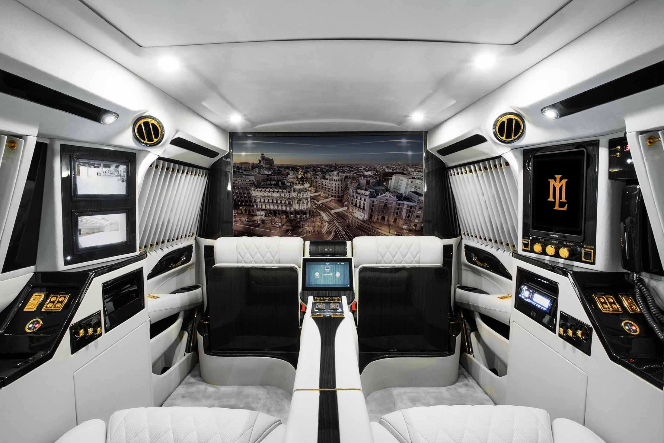 Lexani Unveils Piano Inspired Ultra Plush Cadillac Escalade