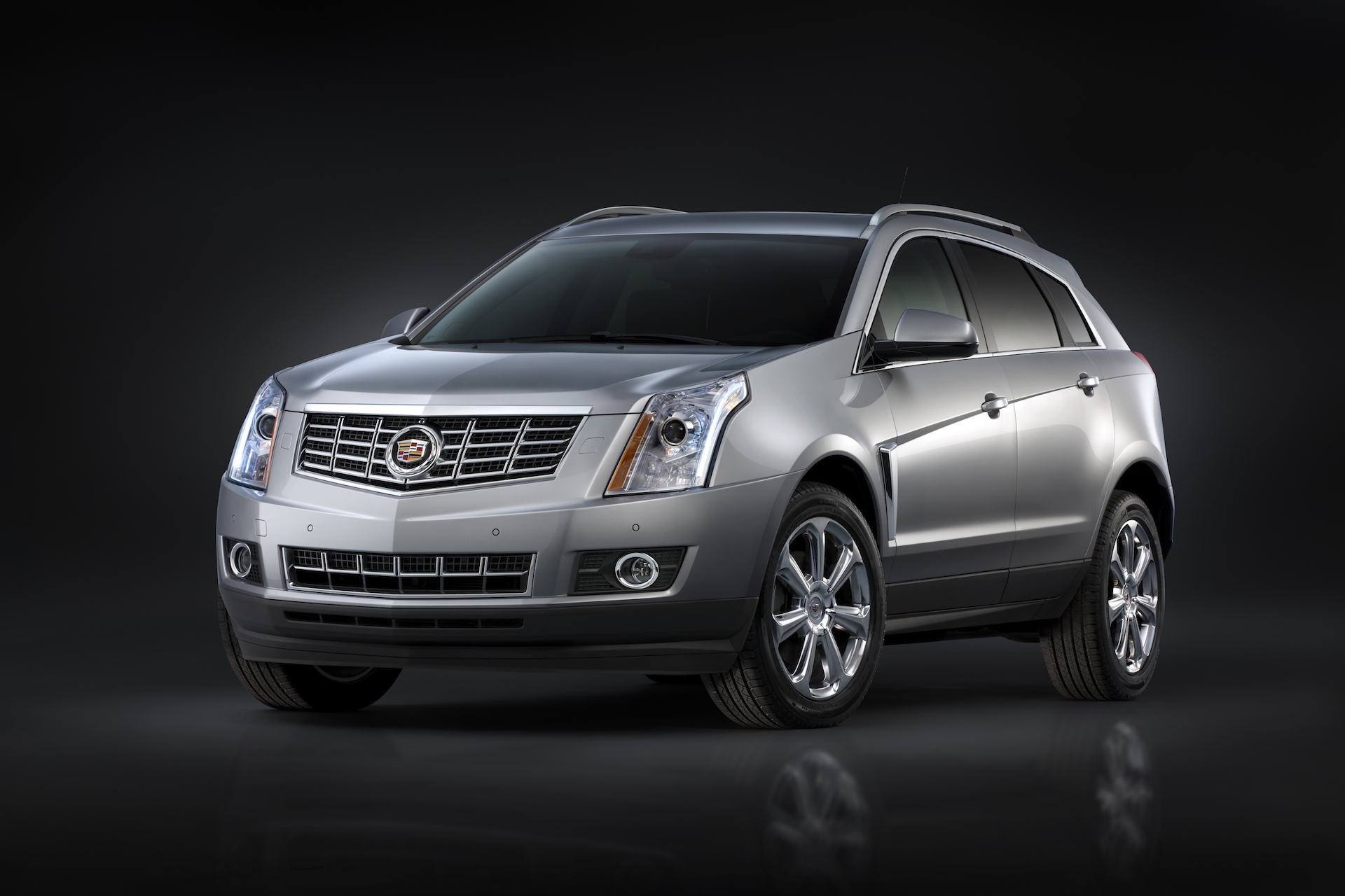 2016 cadillac srx review ratings specs prices and photos the car connection. Black Bedroom Furniture Sets. Home Design Ideas