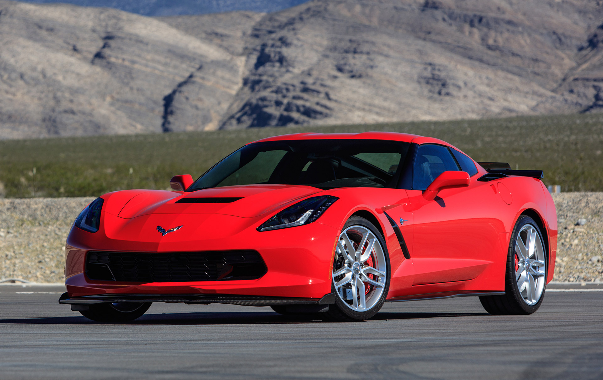 2016 Chevrolet Corvette Chevy Gas Mileage The Car