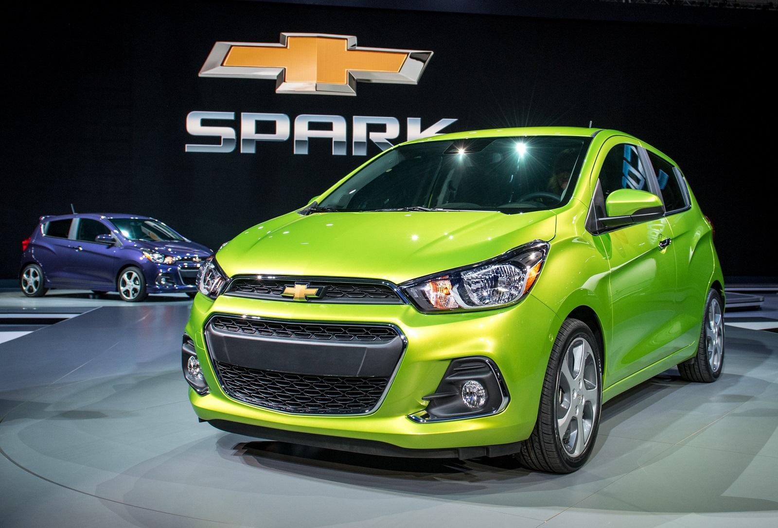 2016 Chevrolet Spark Video Preview