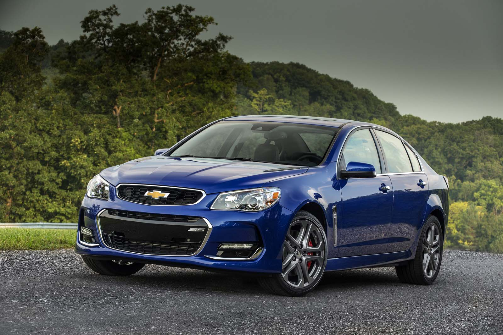 2017 Chevrolet Ss To Get Supercharged V 8