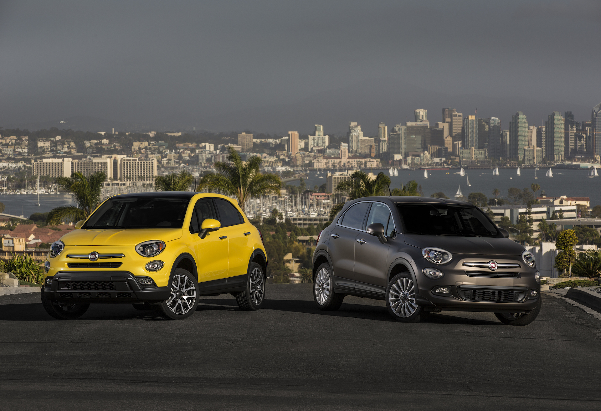 2016 Fiat 500X Small Crossover SUV To Start At $20,900