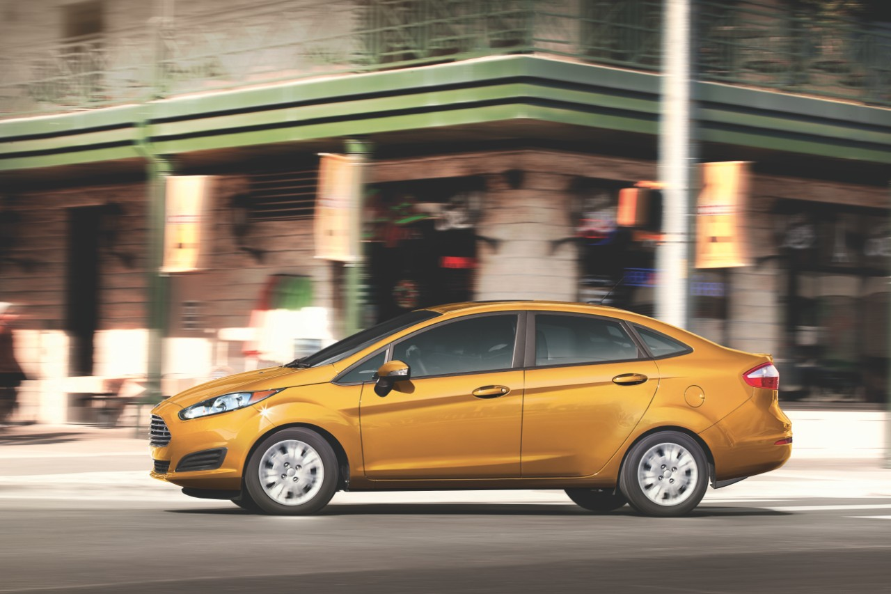2016 Ford Fiesta Review, Ratings, Specs, Prices, And