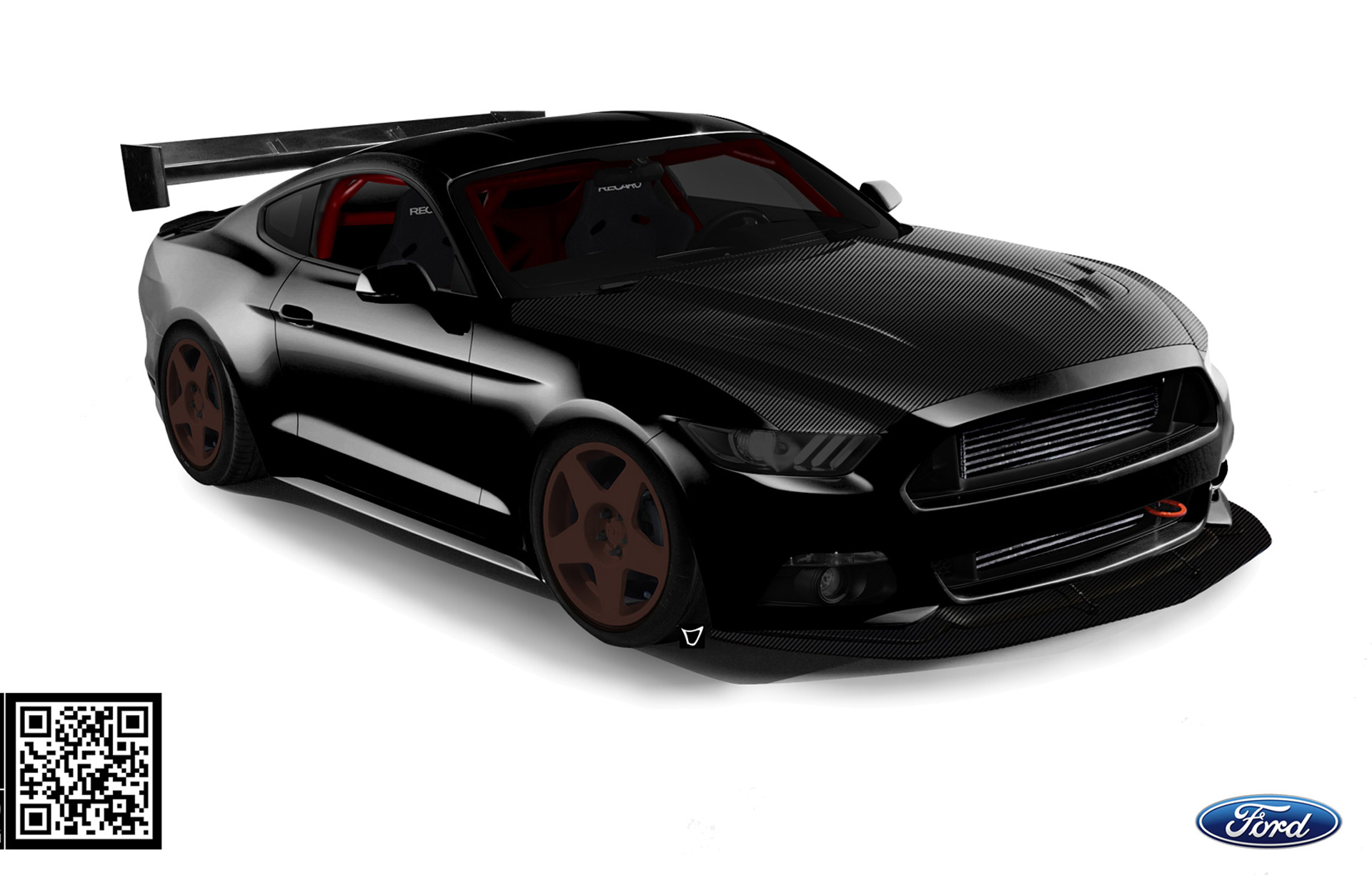 900 Hp Mustang Ecoboost By Bisimoto Ready To Storm Sema
