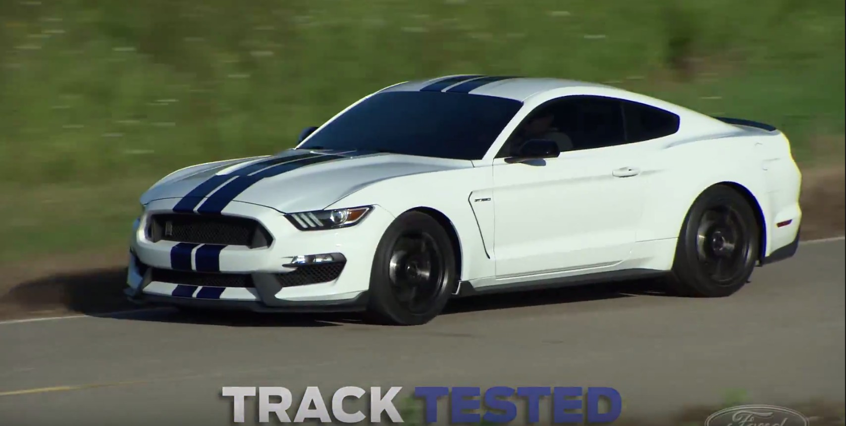 Ford Mustang Shelby Gt350 Track Tested At Vir Video