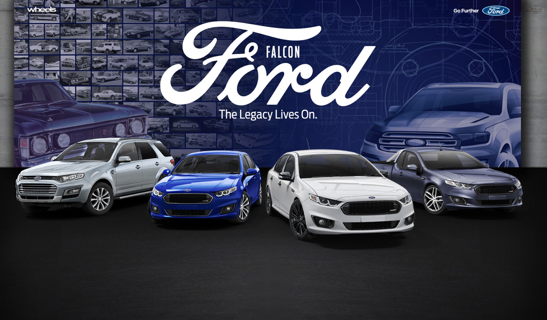 ford shuts australian plant  ending falcon and territory production