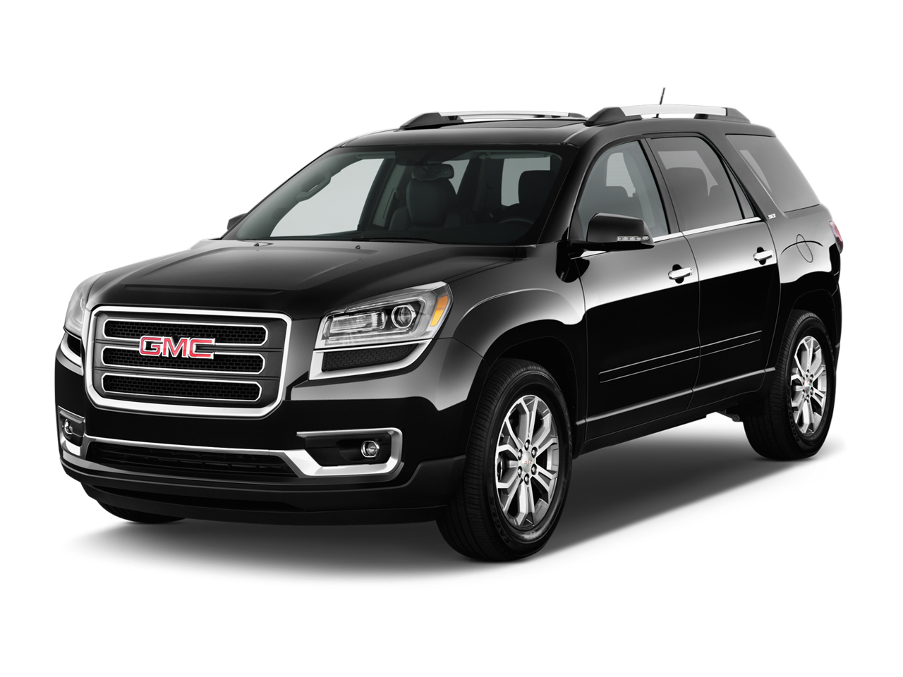 2016 gmc acadia review ratings specs prices and photos the car connection. Black Bedroom Furniture Sets. Home Design Ideas