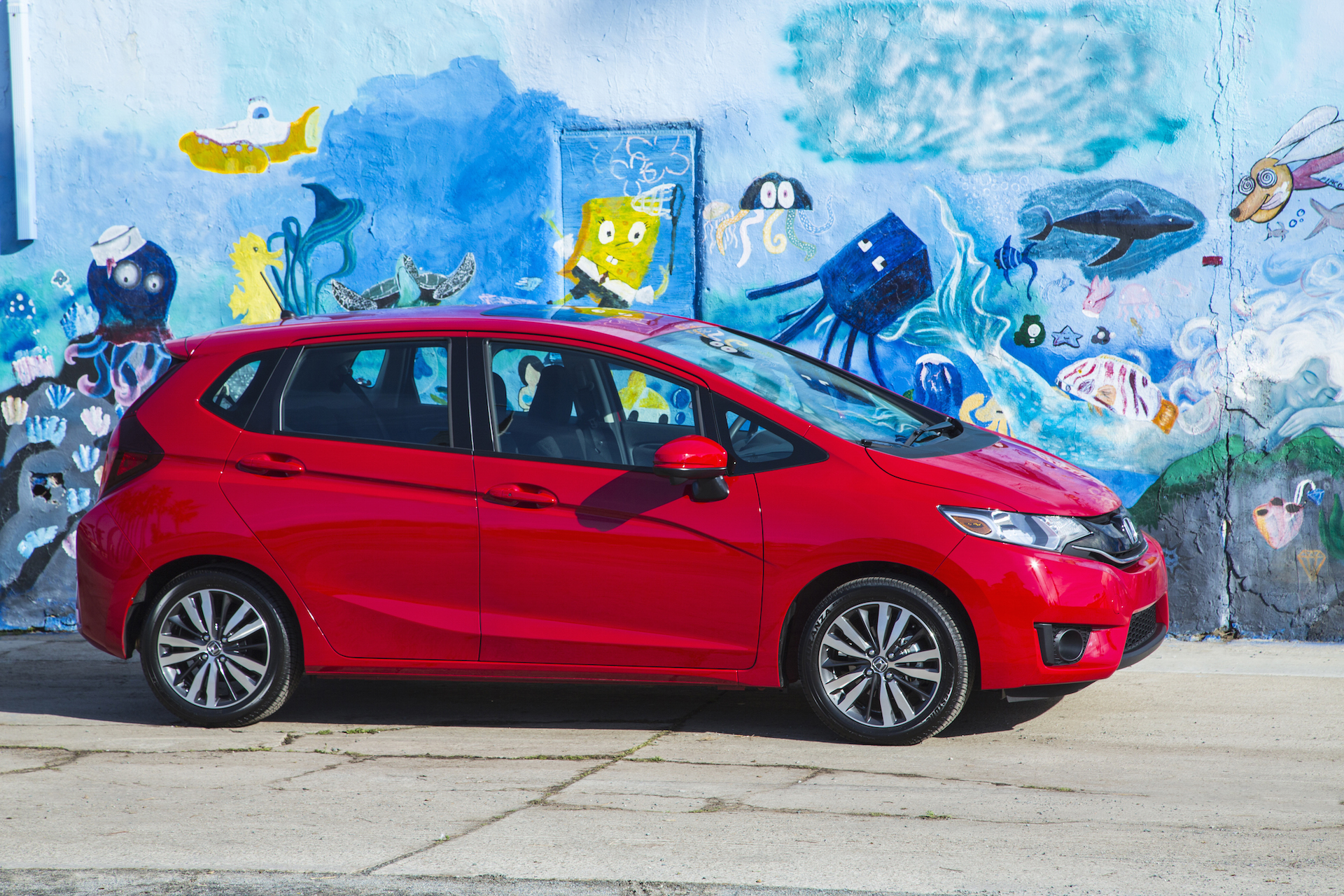 Honda Fit Vs Hyundai Accent Compare Cars