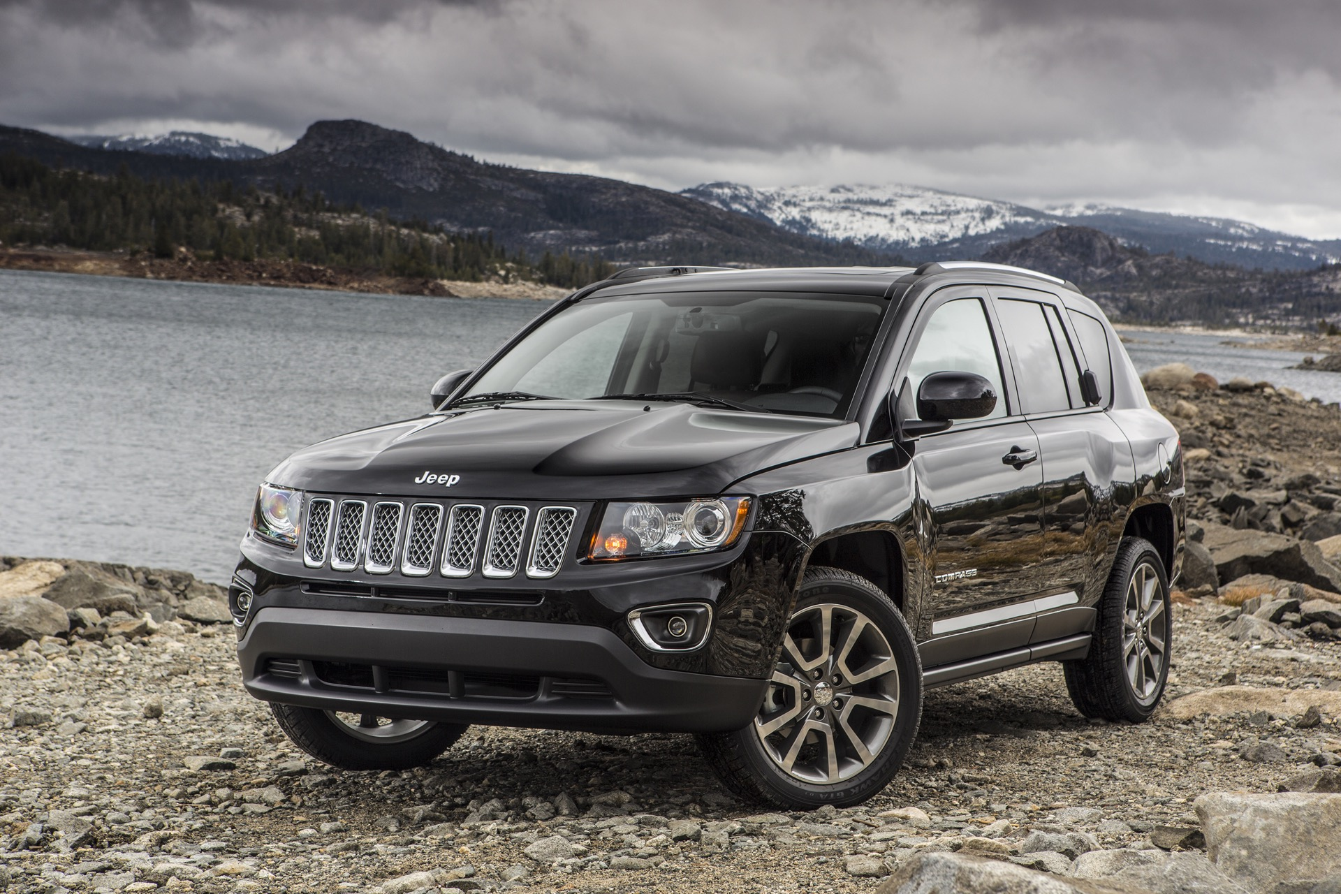 2016 jeep compass review ratings specs prices and photos   the car