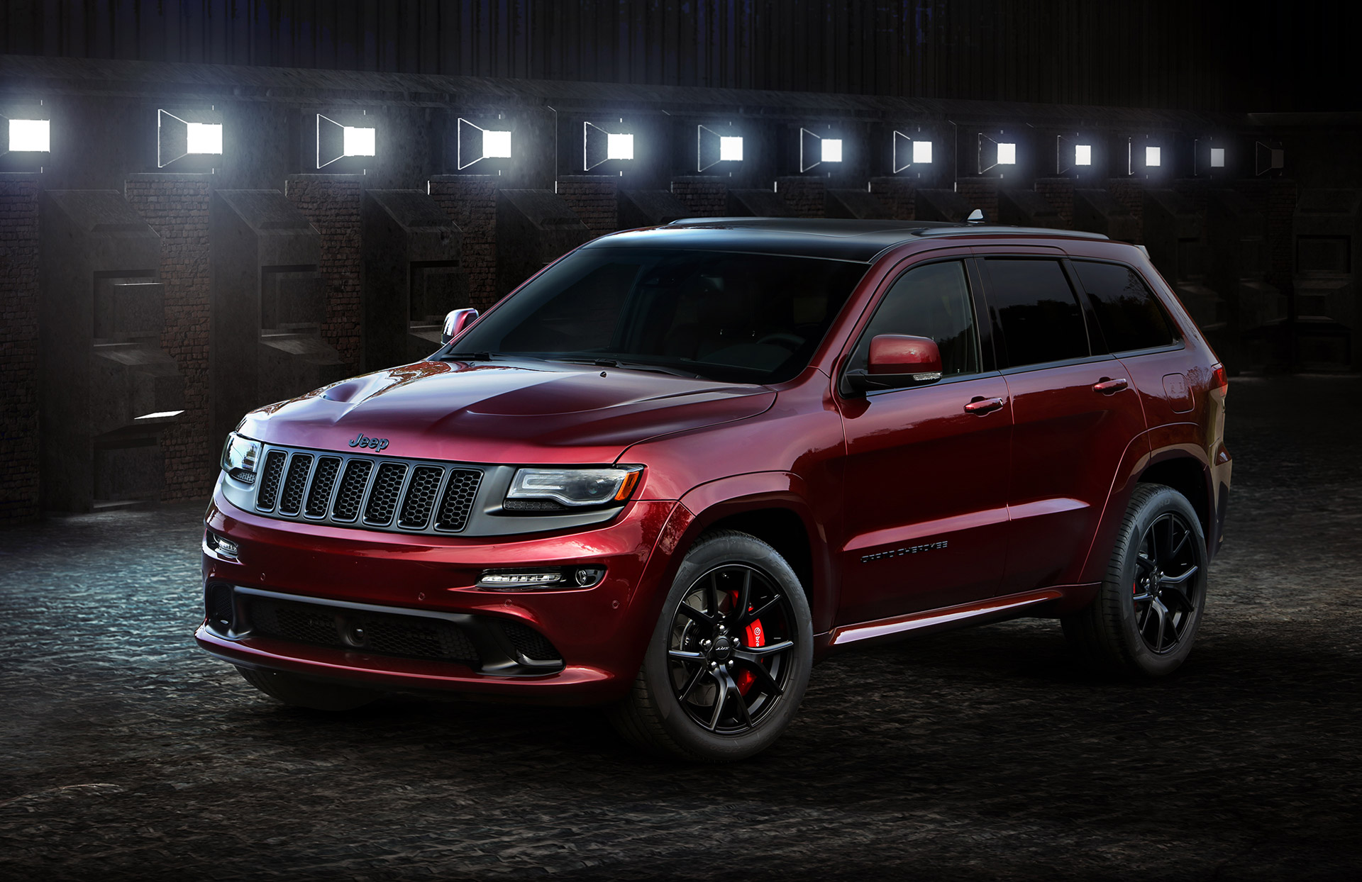 2016 jeep grand cherokee srt wrangler special editions head to l a auto show. Black Bedroom Furniture Sets. Home Design Ideas