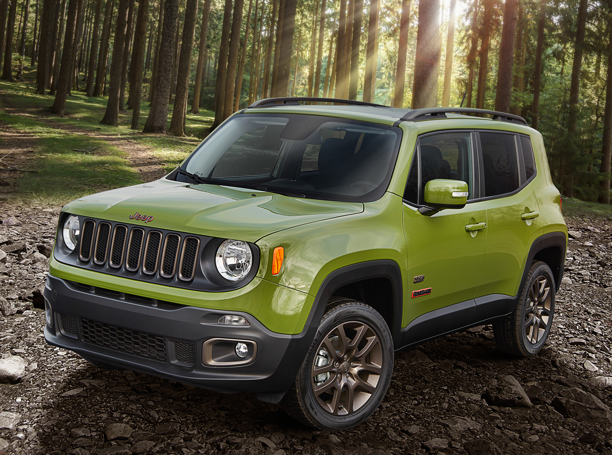 2016 jeep renegade review ratings specs prices and photos the car connection. Black Bedroom Furniture Sets. Home Design Ideas