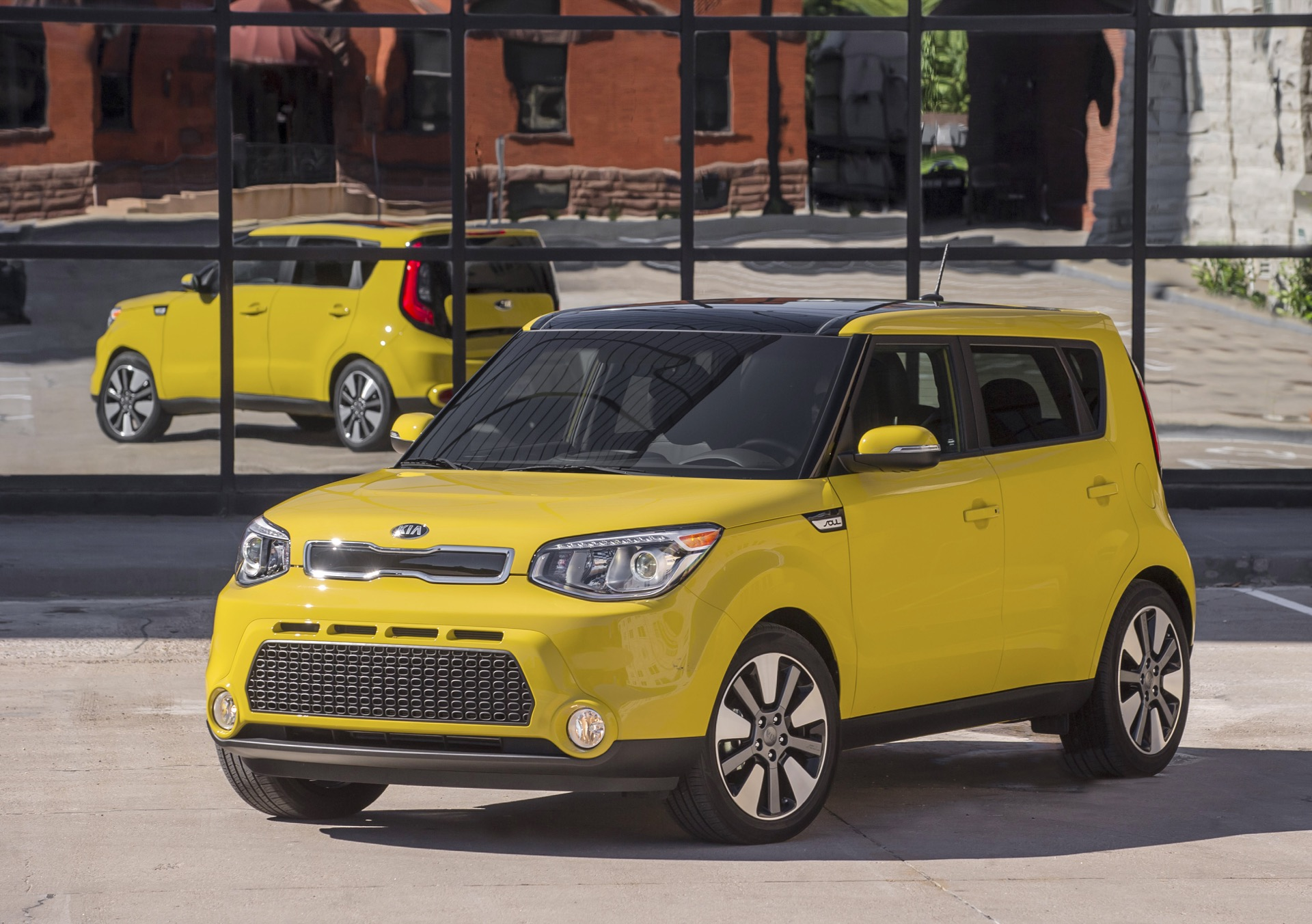 Kia Soul Vs Honda Fit Compare Cars