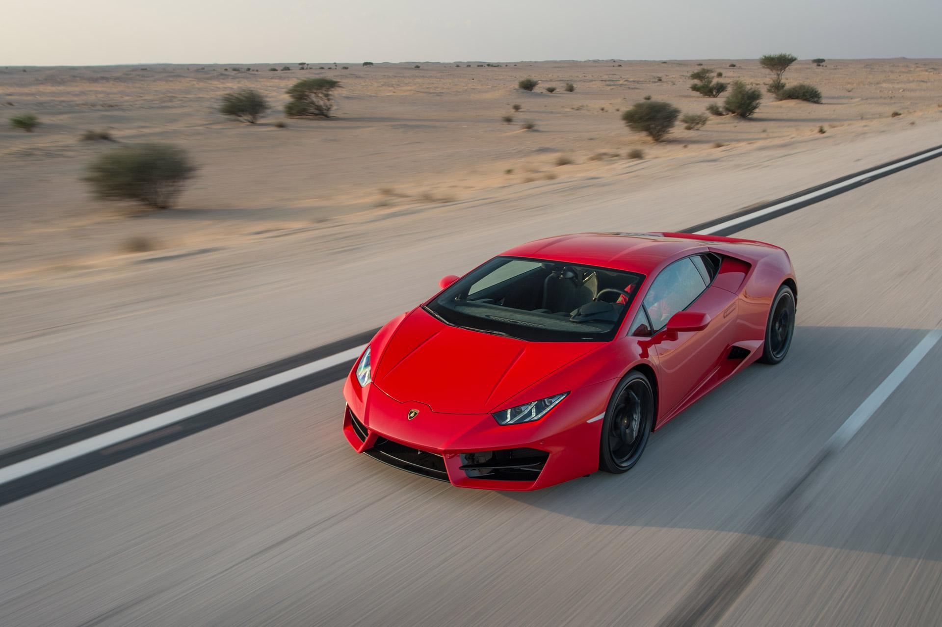 lamborghini delivers record 3245 cars in 2015 - Sports Cars Lamborghini 2015
