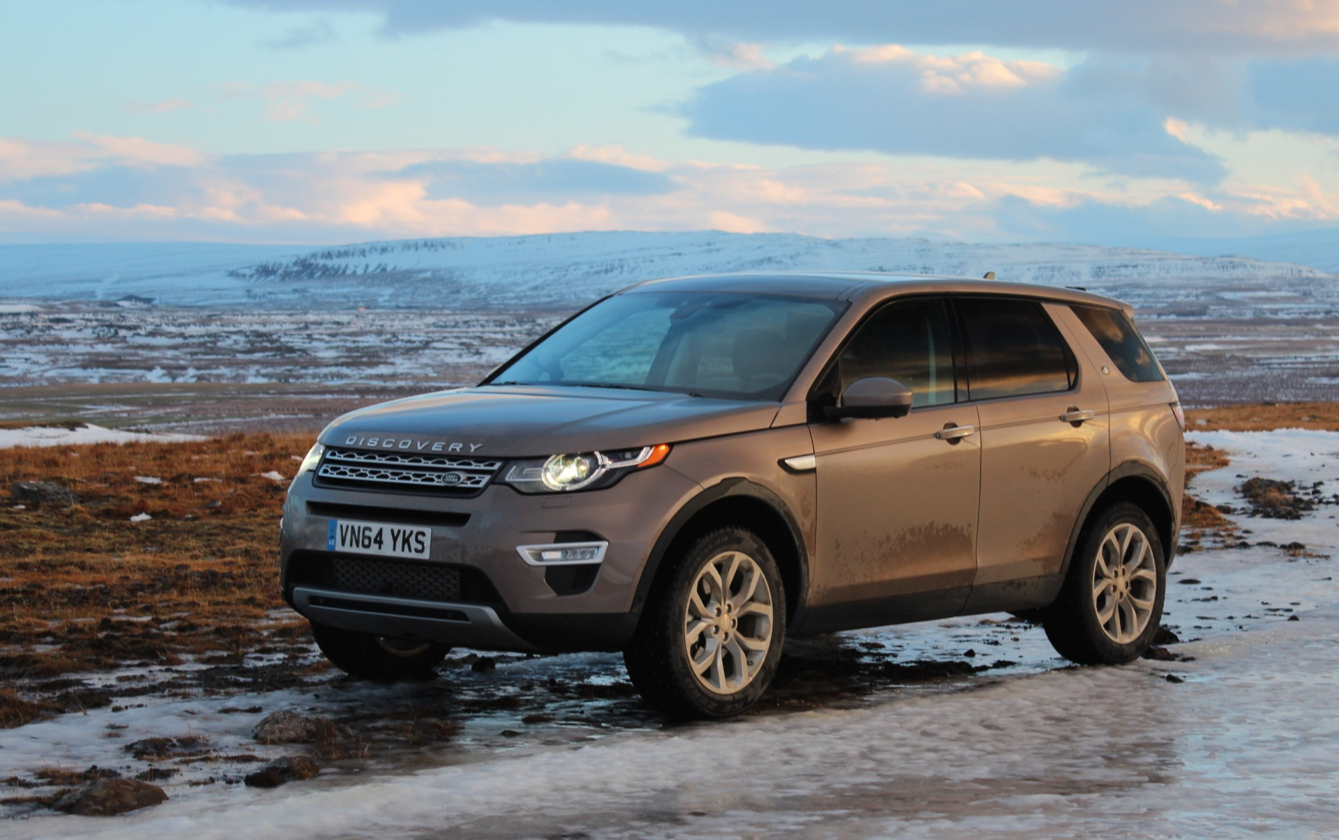 2016 land rover discovery sport first drive review. Black Bedroom Furniture Sets. Home Design Ideas