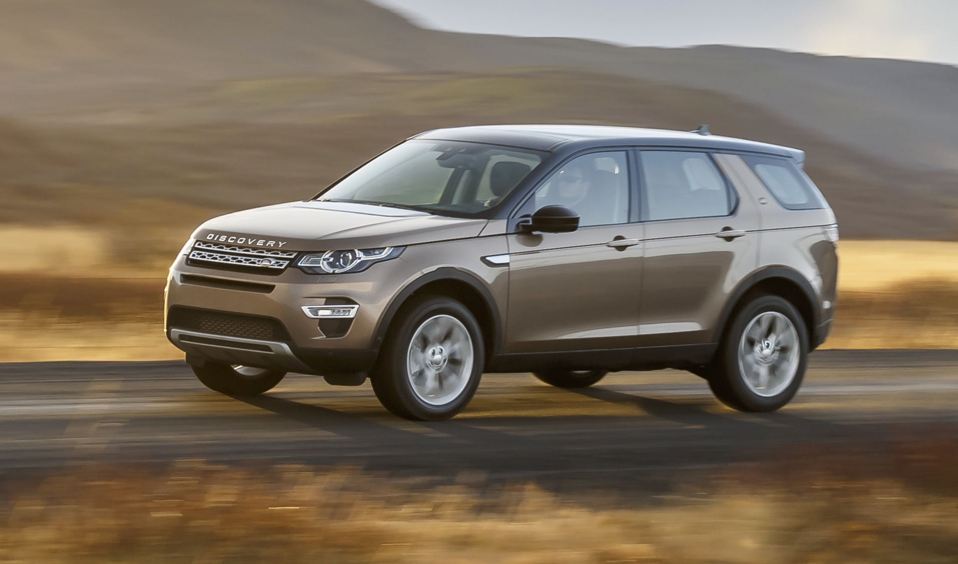 2016 land rover discovery sport quality review the car connection. Black Bedroom Furniture Sets. Home Design Ideas
