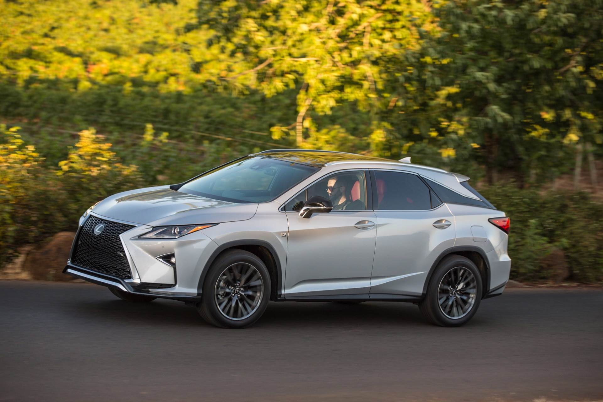 2016 lexus rx 350 f sport first drive review. Black Bedroom Furniture Sets. Home Design Ideas