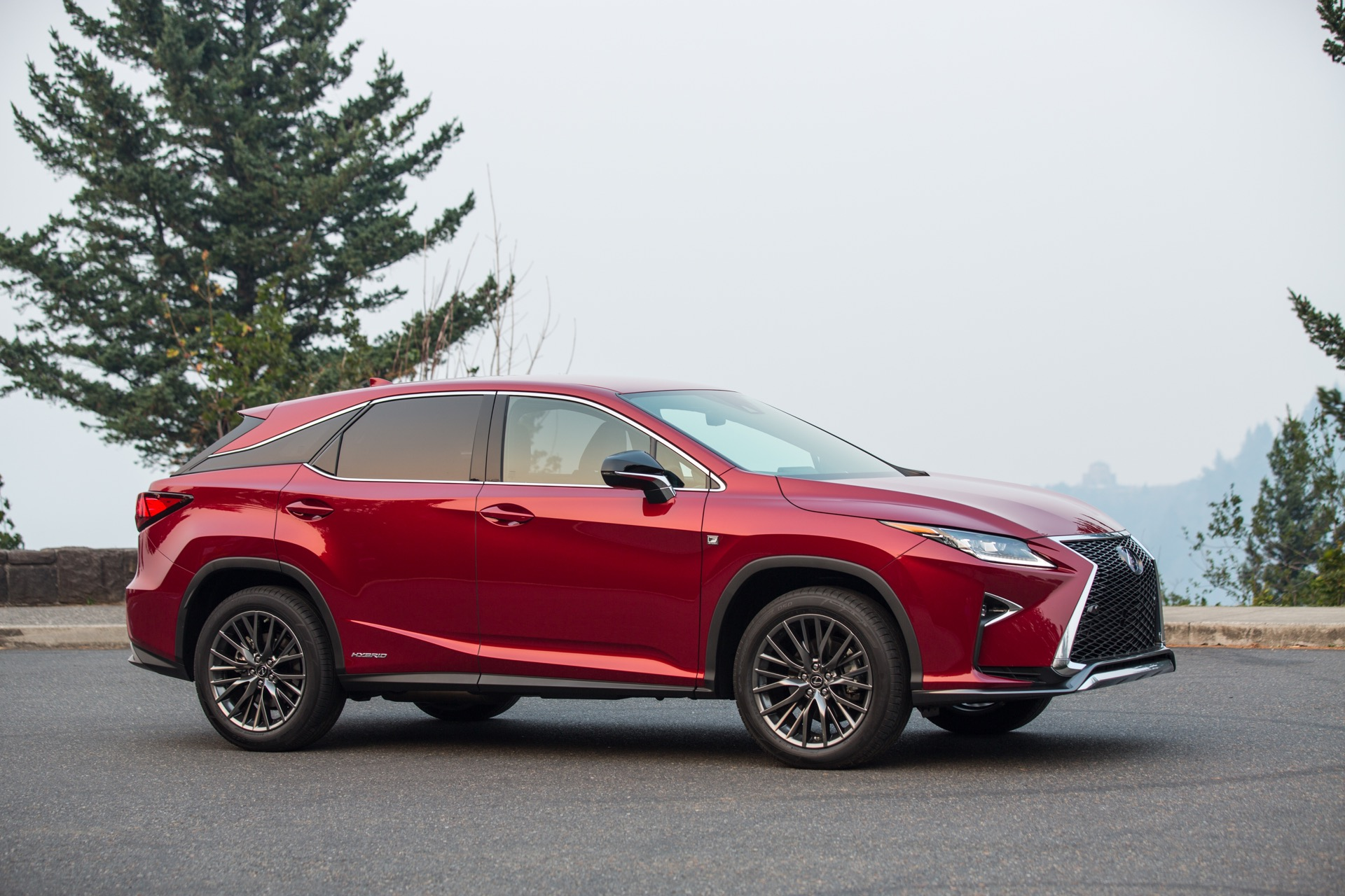 lexus rx with third row seats confirmed. Black Bedroom Furniture Sets. Home Design Ideas