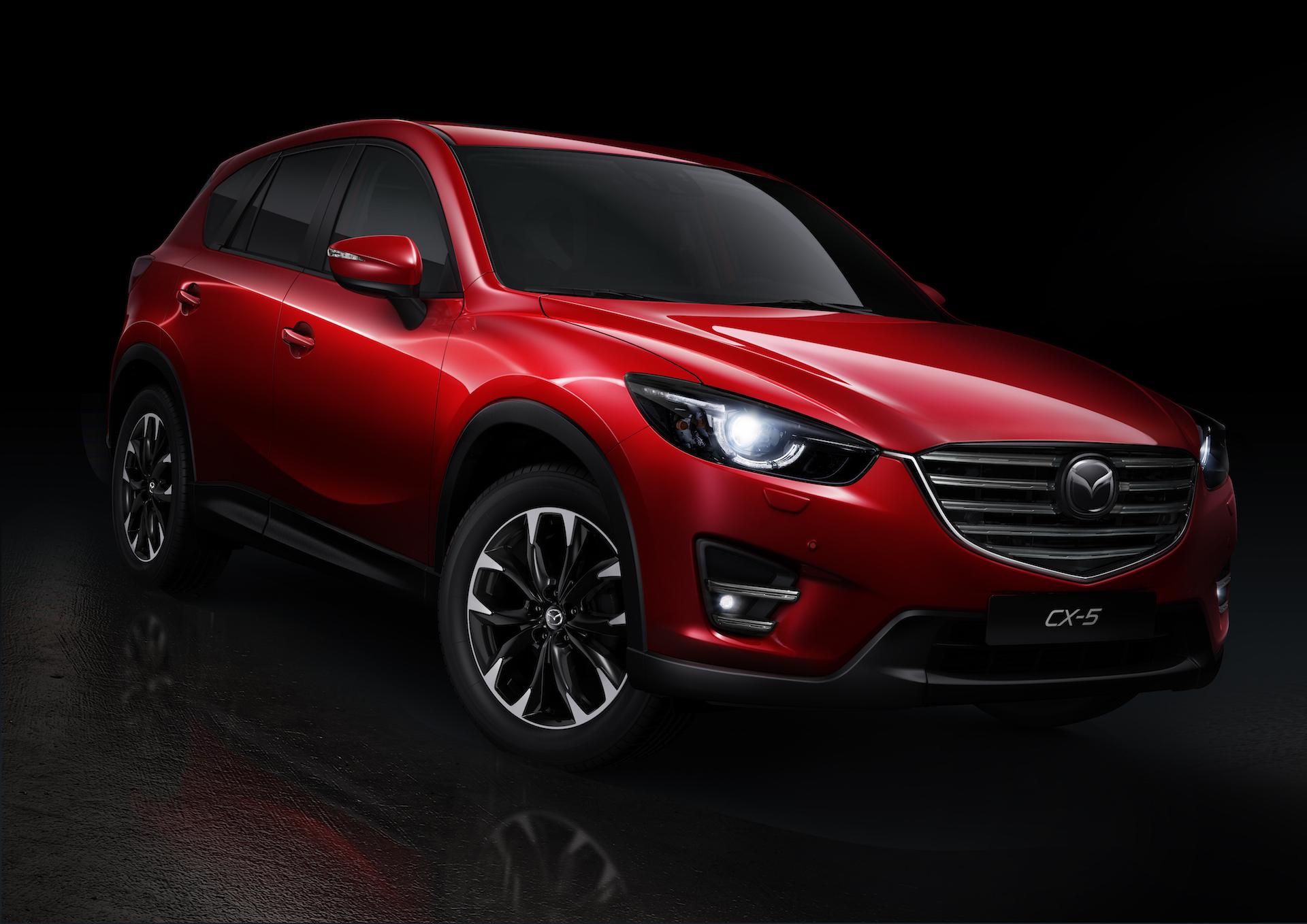 2016 Mazda Cx 5 News