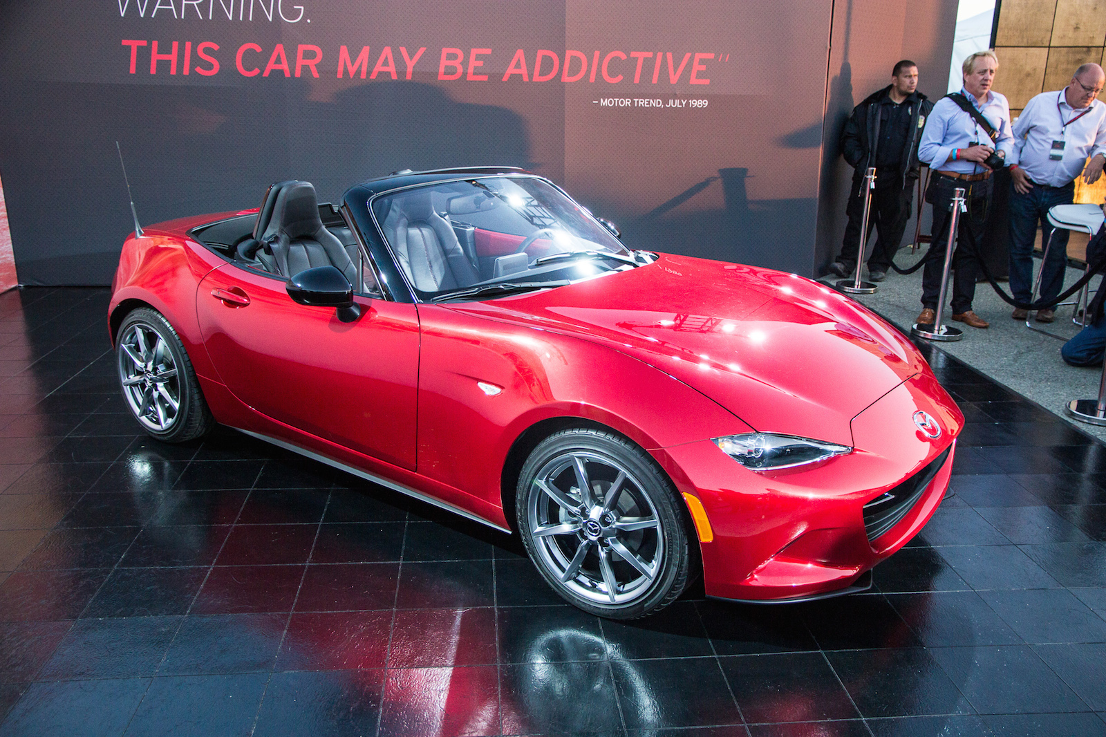 mazda announces 2016 mx 5 curb weight. Black Bedroom Furniture Sets. Home Design Ideas