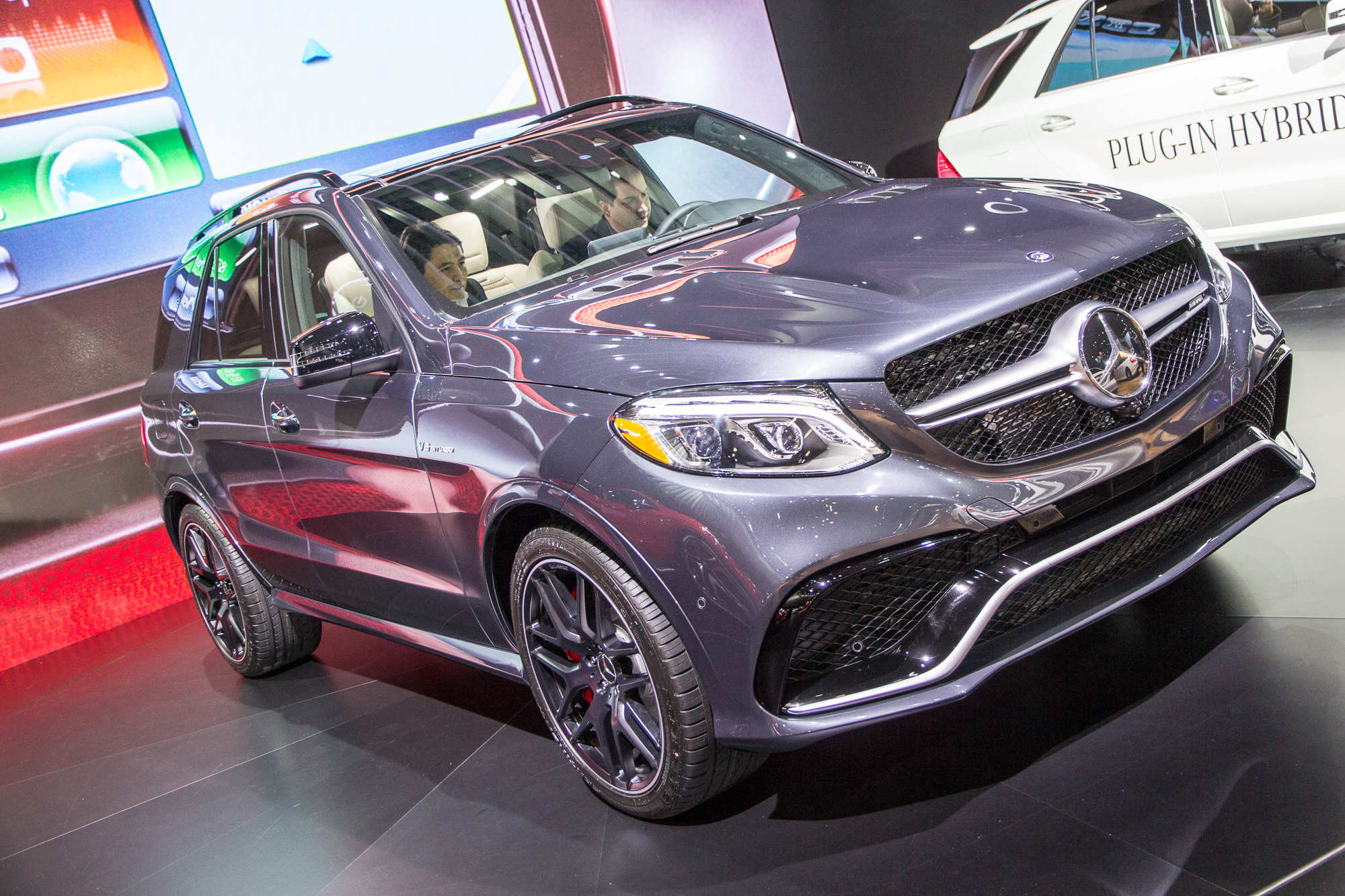 2016 Mercedes-AMG GLE63 Is Practicality Made Potent: Live ...