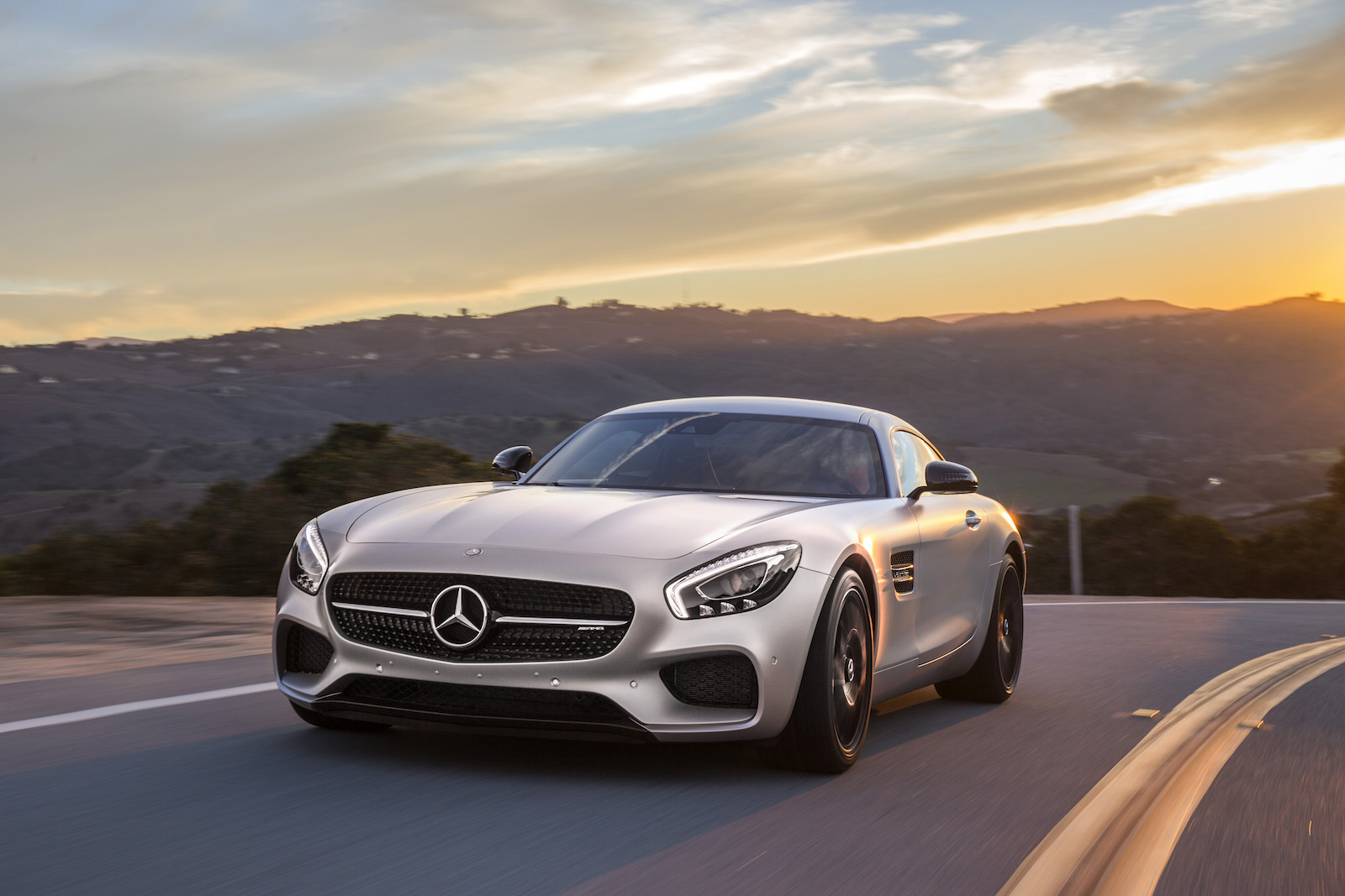 Mercedes prices new amg gt from 112 125 for Cars of mercedes benz