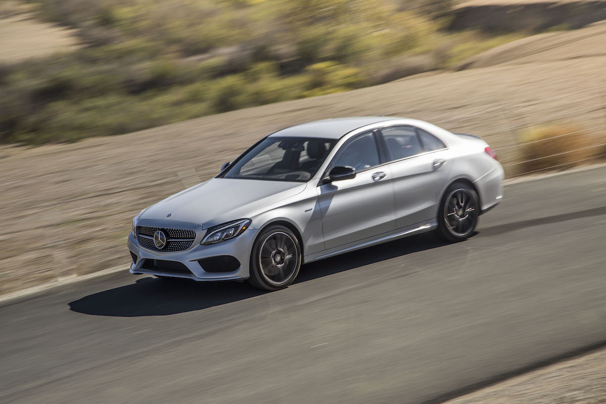 2016 mercedes benz c class review ratings specs prices for Mercedes benz c class horsepower