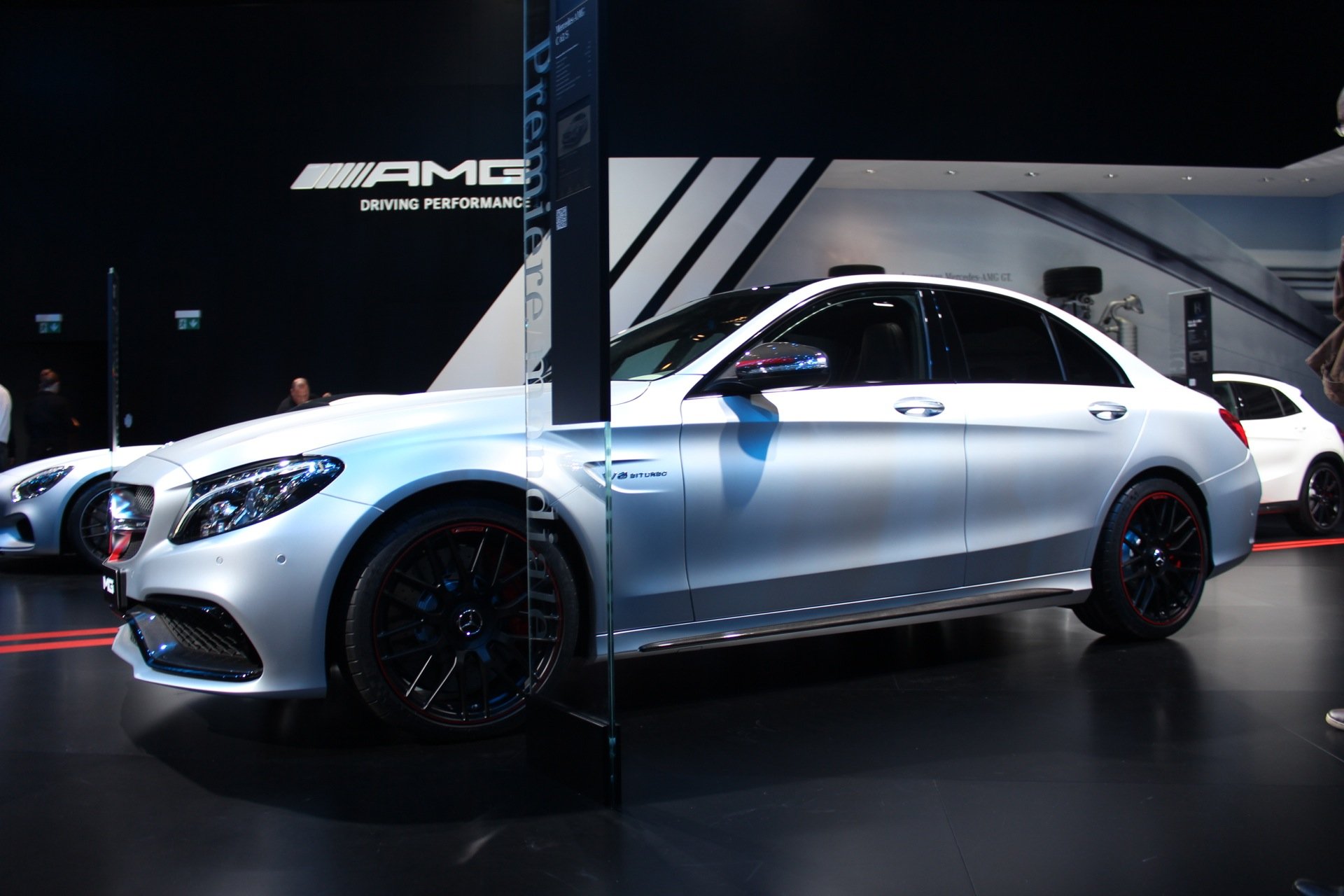 2015 Mercedes Amg C63 And C63 S Full Details Live Photos