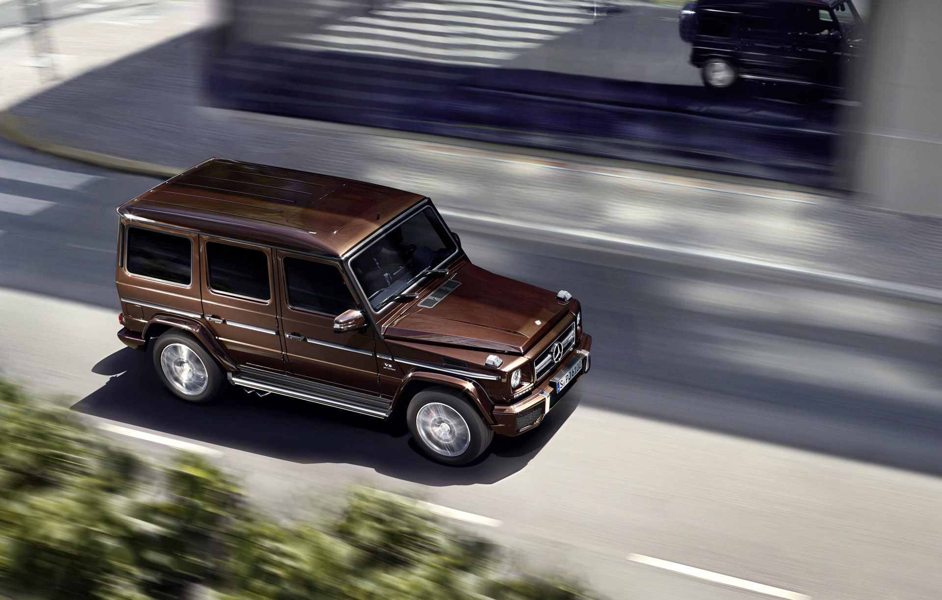 2016 mercedes benz g class benefits from new v 8 chassis for Mercedes benz g