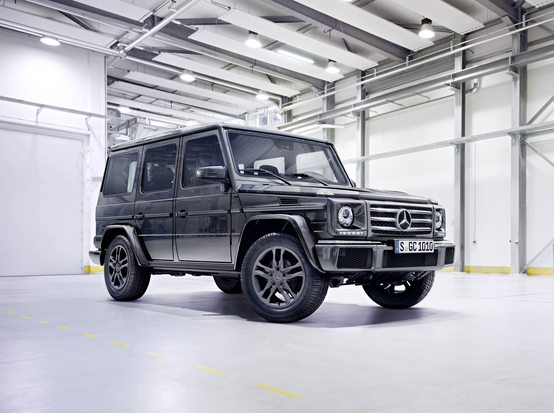 2016 mercedes benz g class pricing starts at 120 825 for Mercedes benz suv g class price